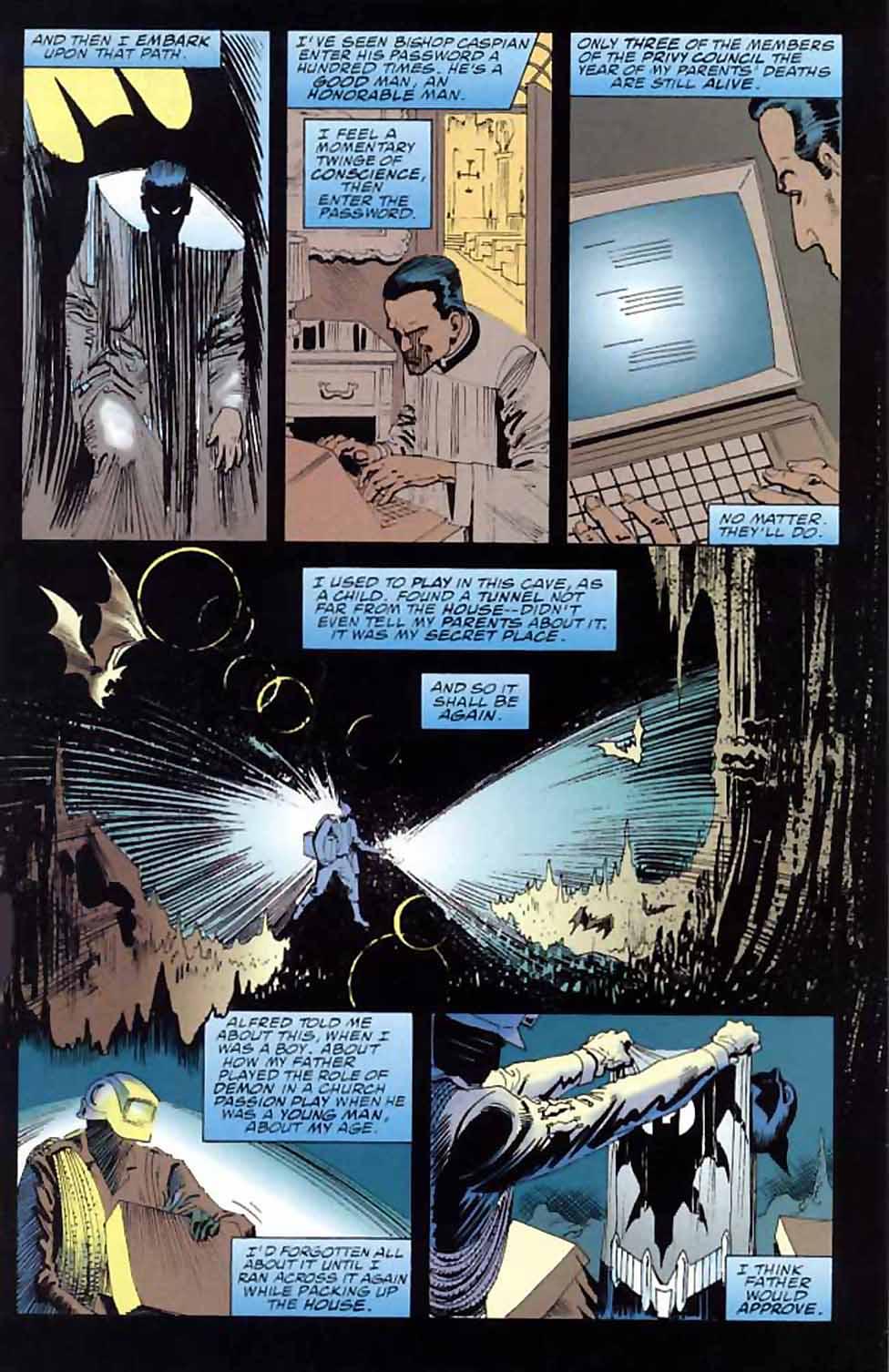 Read online Batman: Holy Terror comic -  Issue # Full - 18