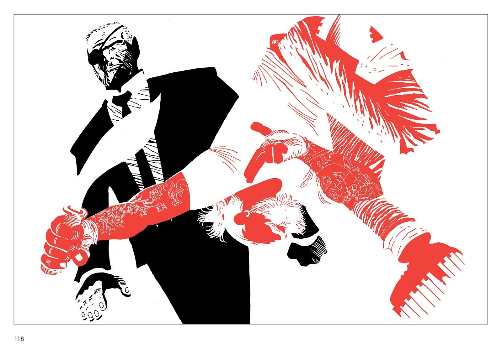Read online Polar comic -  Issue # TPB The Kaiser Falls (Part 2) - 20