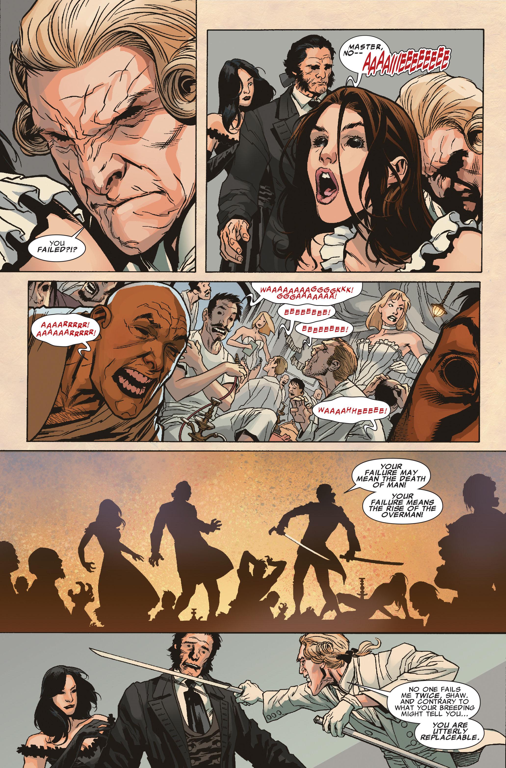 Read online Uncanny X-Men (1963) comic -  Issue #512 - 15
