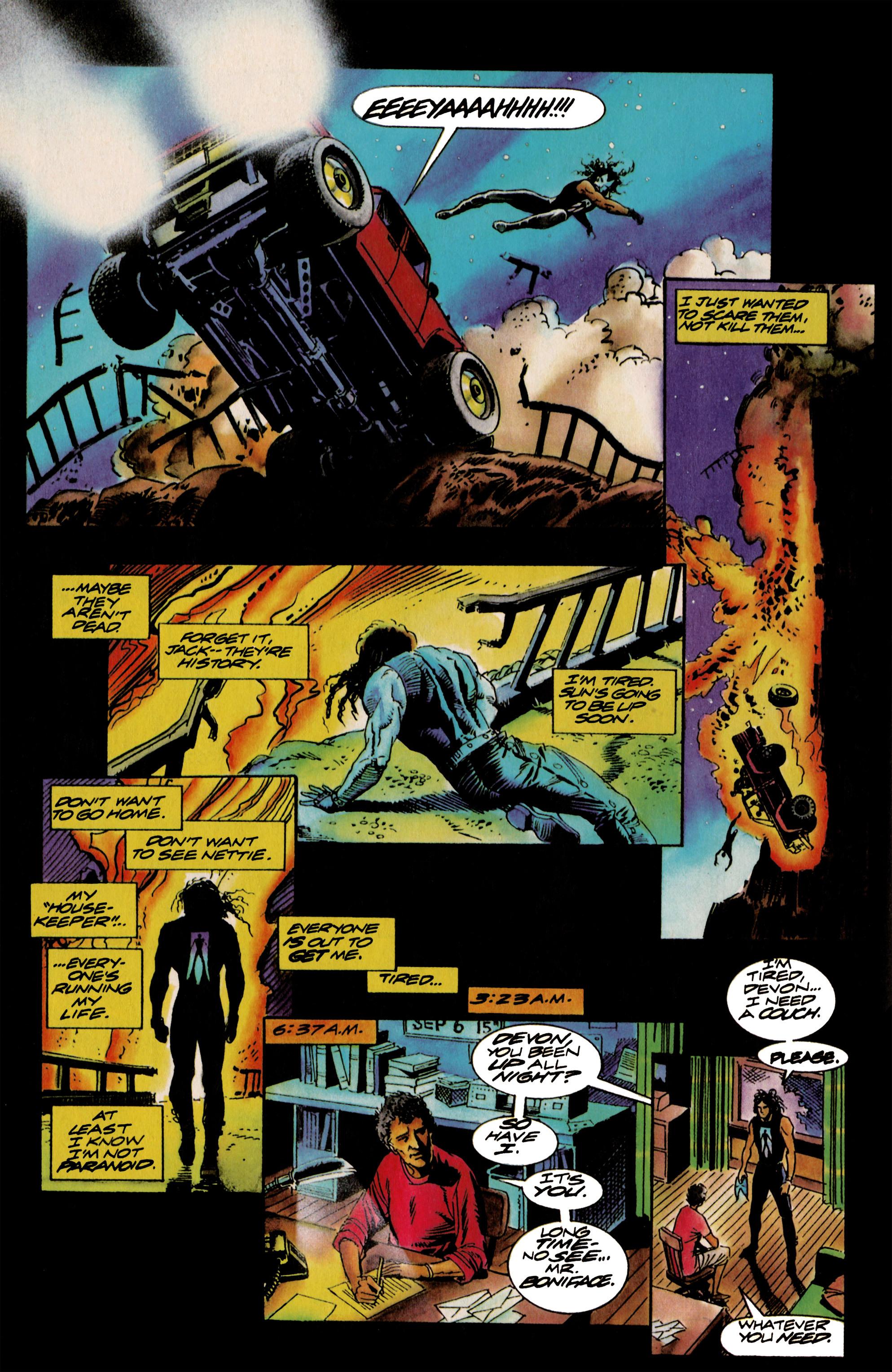 Read online Shadowman (1992) comic -  Issue #18 - 15