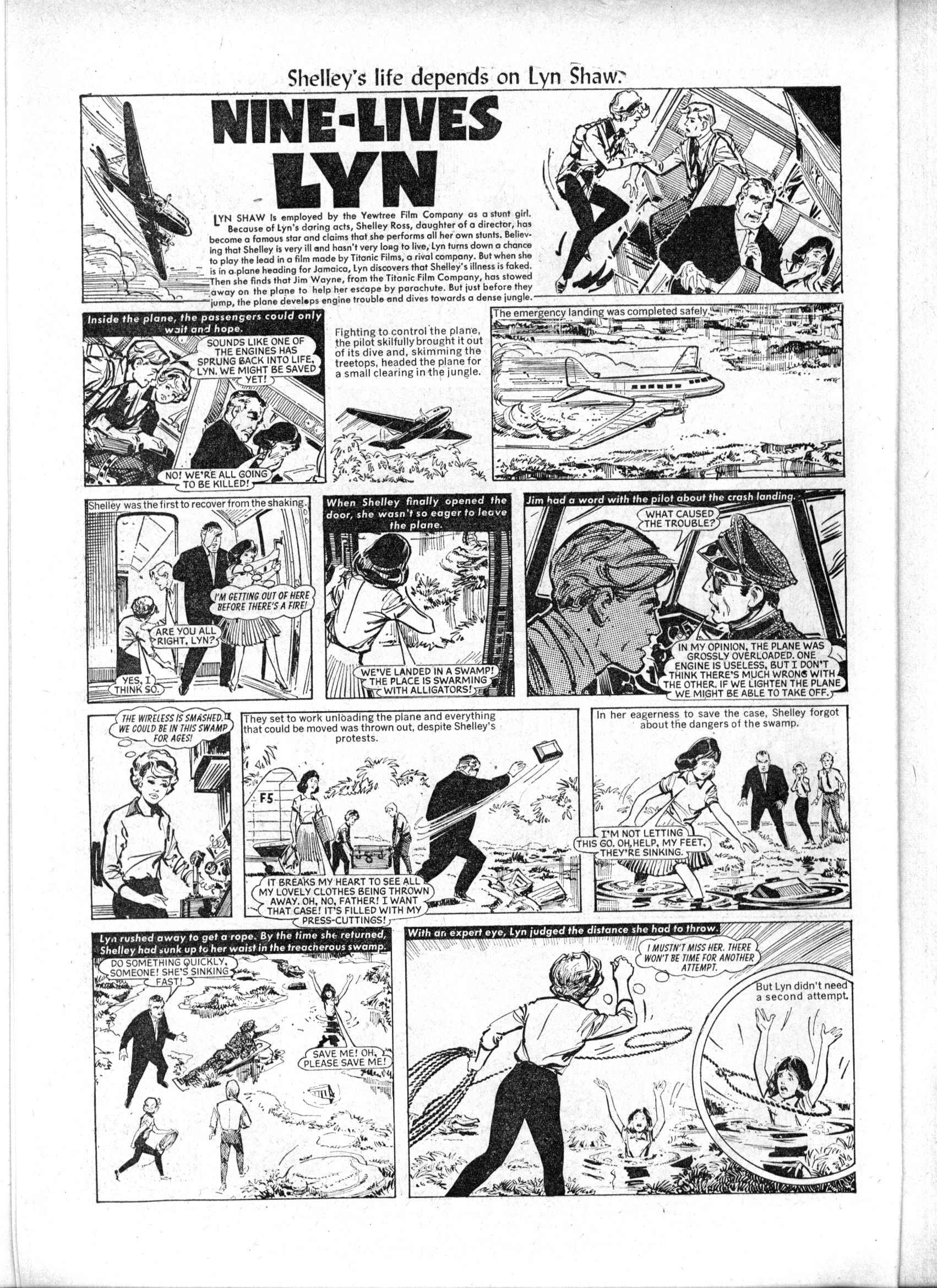 Read online Judy comic -  Issue #190 - 8