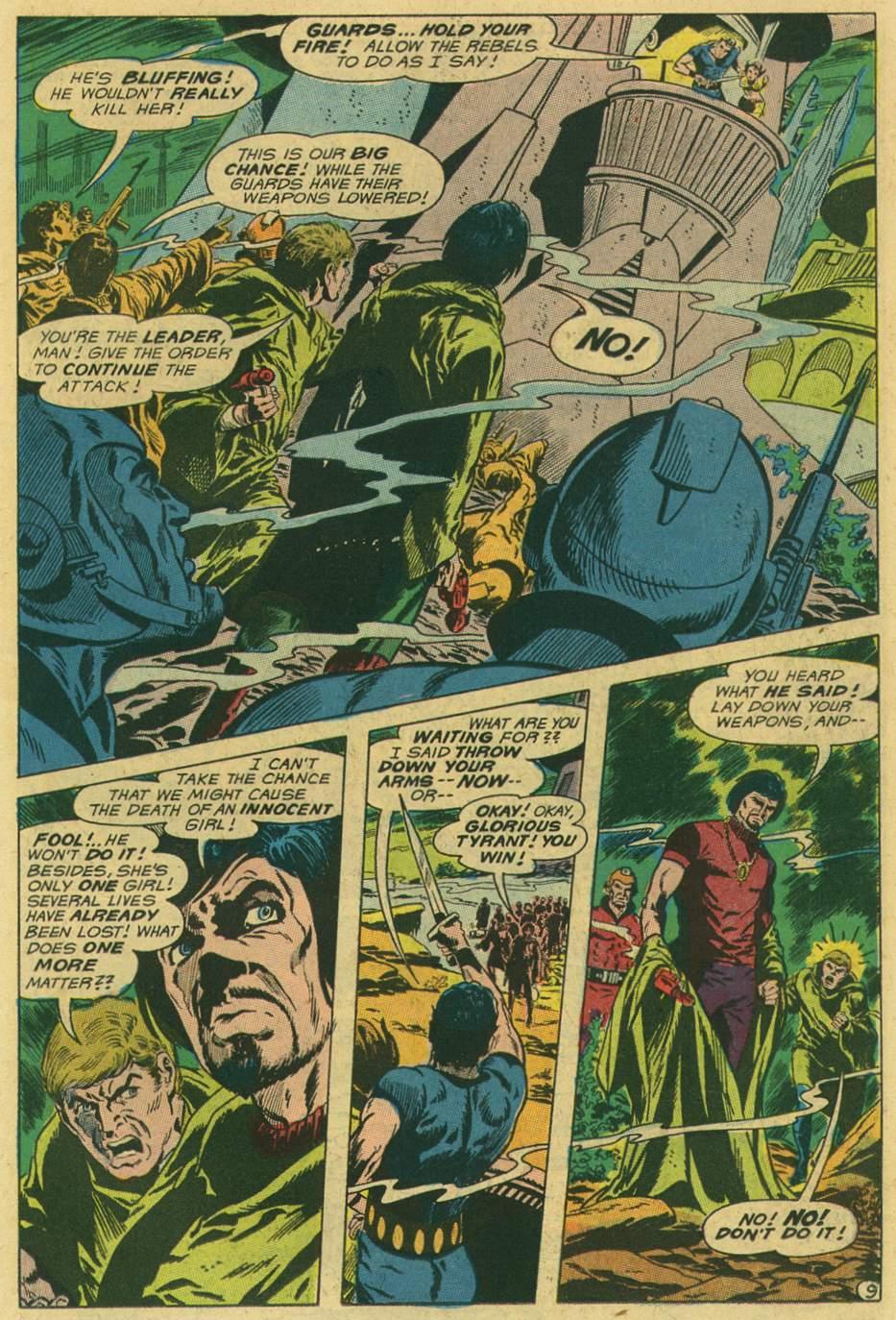 Read online Adventure Comics (1938) comic -  Issue #498 - 33