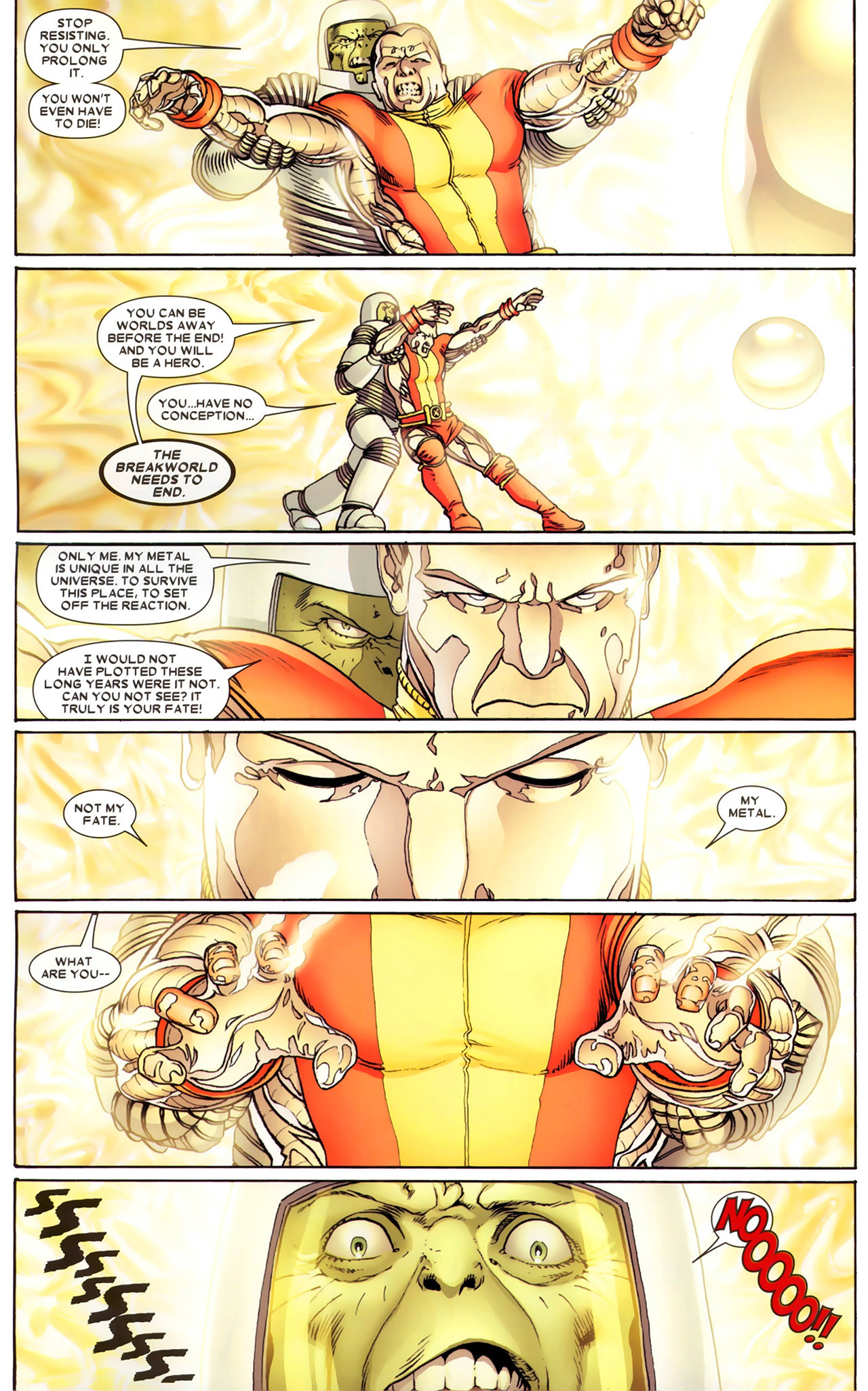 Read online Giant-Size Astonishing X-Men comic -  Issue # Full - 17