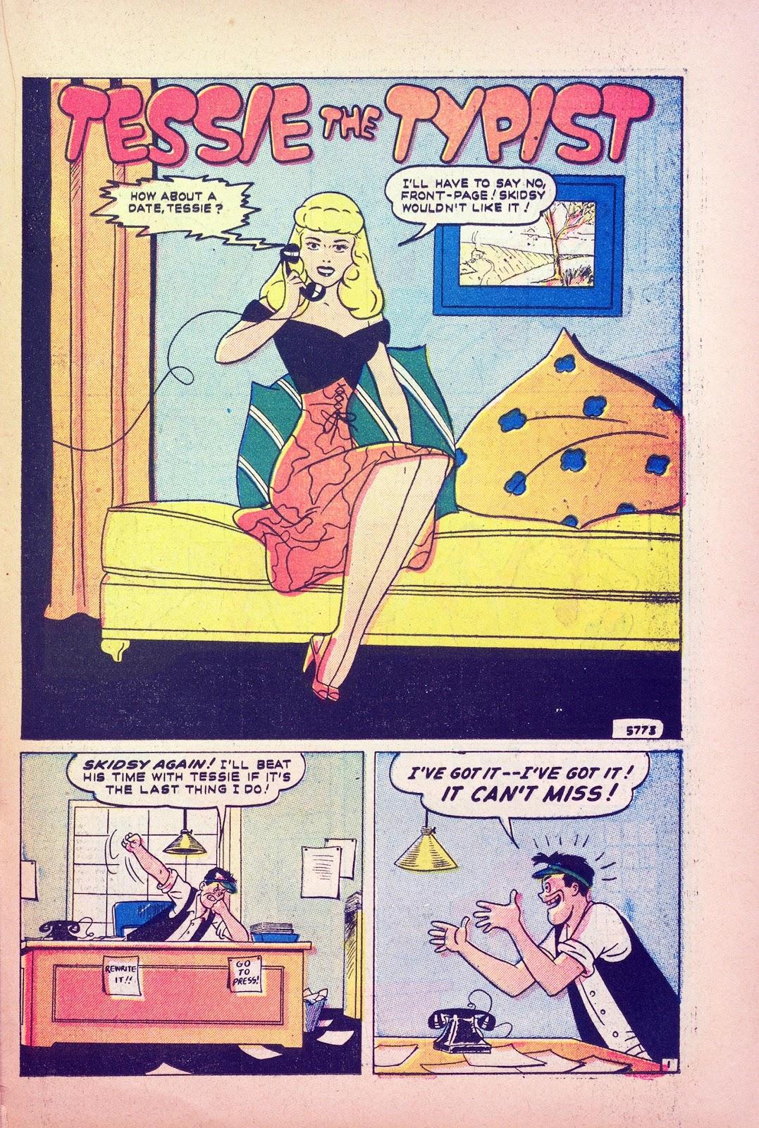 Read online Joker Comics comic -  Issue #39 - 23