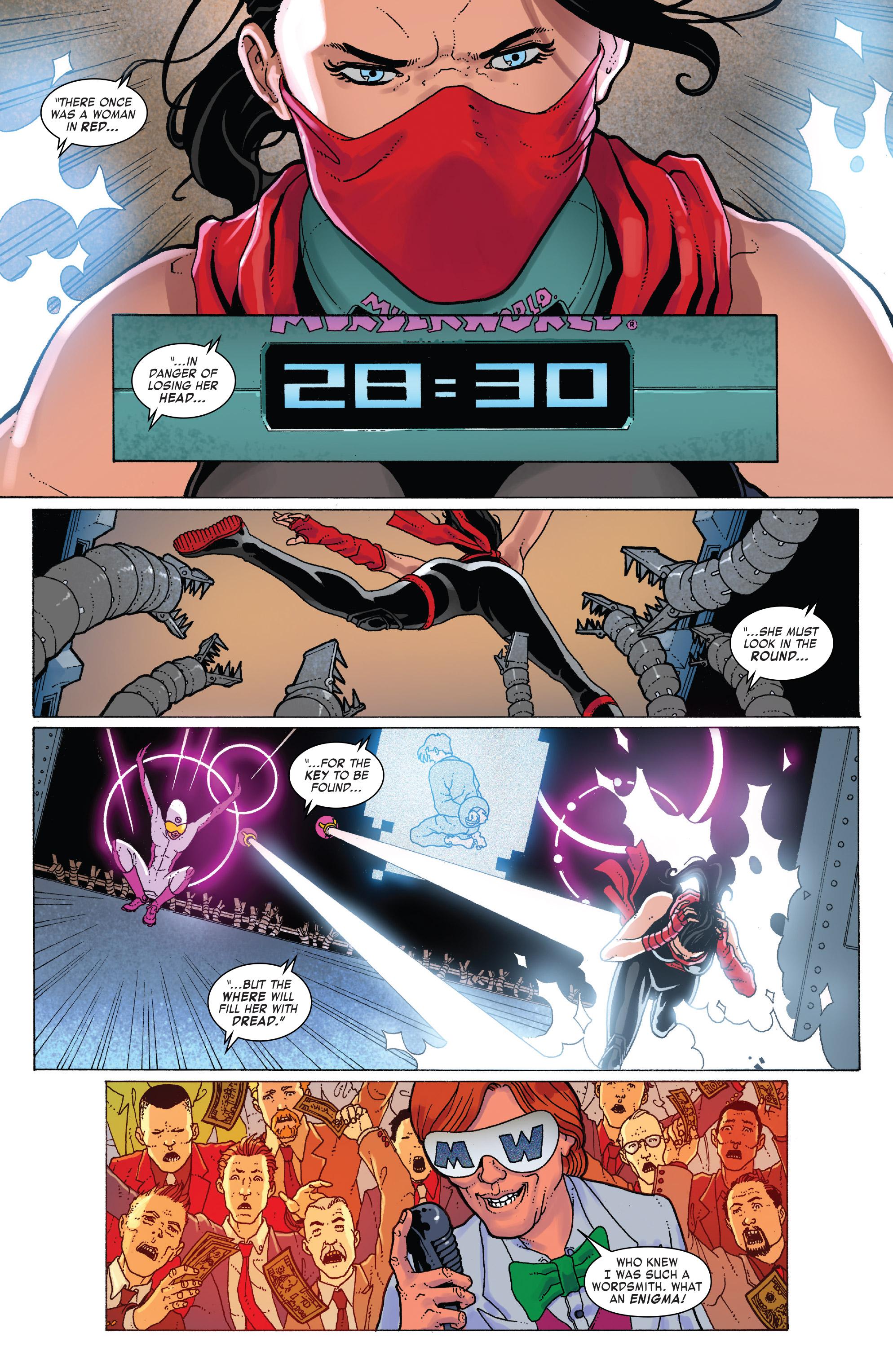 Read online Elektra (2017) comic -  Issue #4 - 4