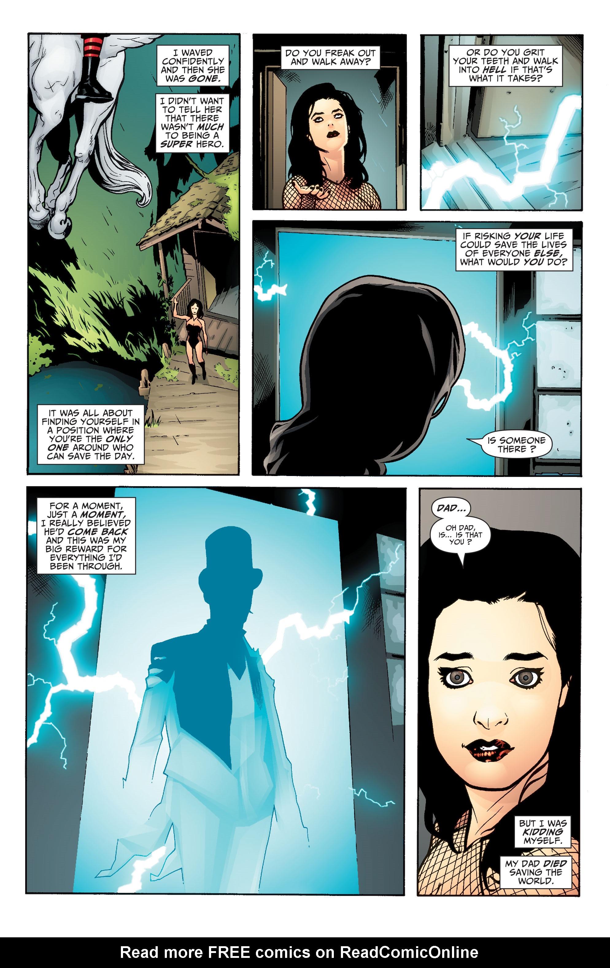 Read online Seven Soldiers: Zatanna comic -  Issue #4 - 6