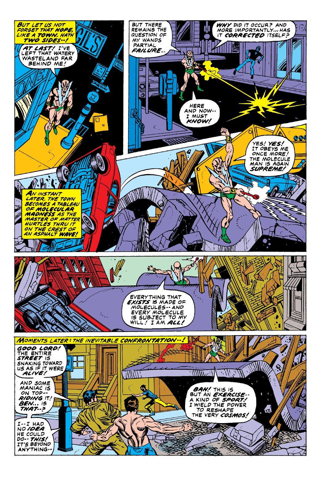 Read online Marvel Two-In-One Epic Collection: Cry Monster comic -  Issue # TPB (Part 1) - 59