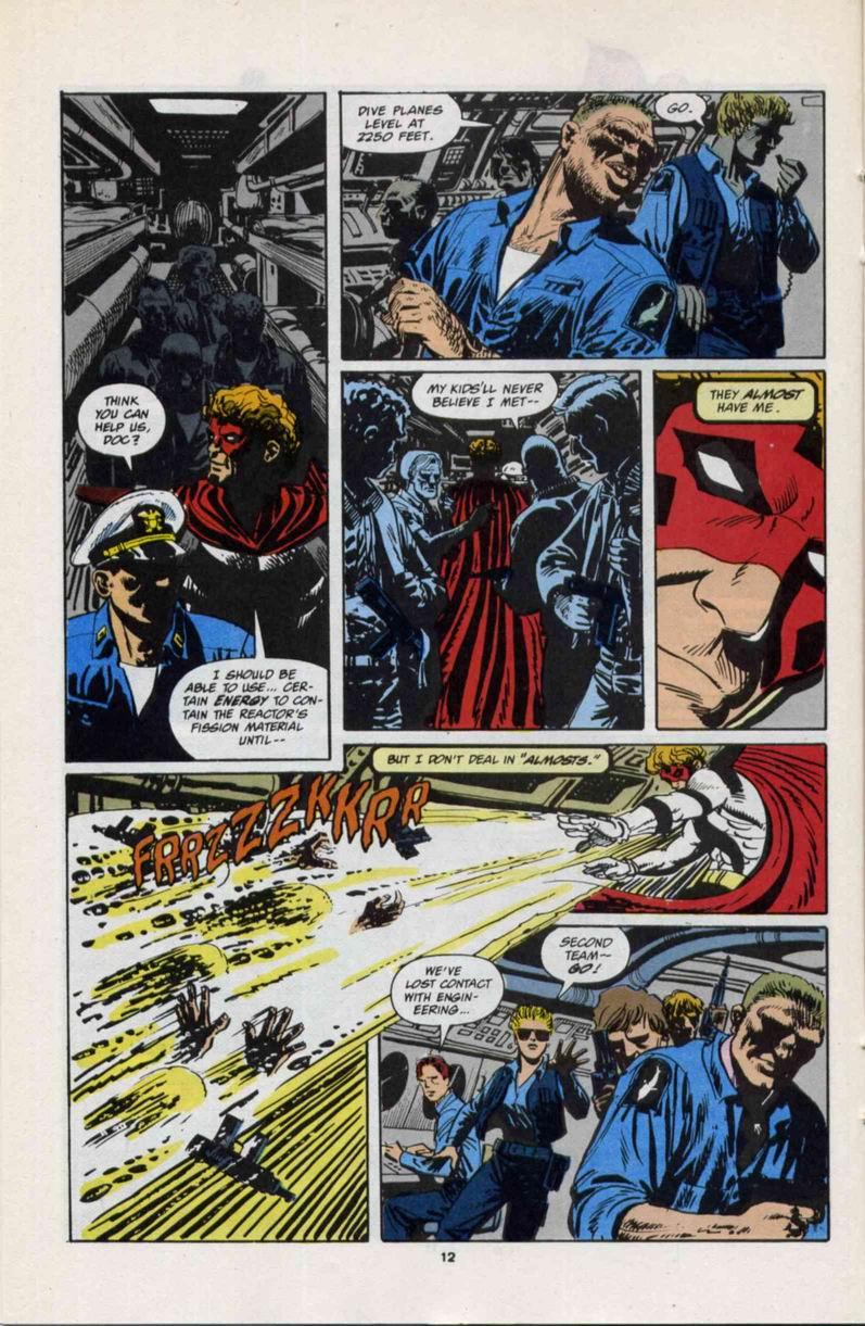 Read online Doctor Zero comic -  Issue #6 - 14