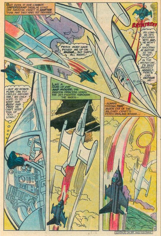 Read online Wonder Woman (1942) comic -  Issue #258 - 13