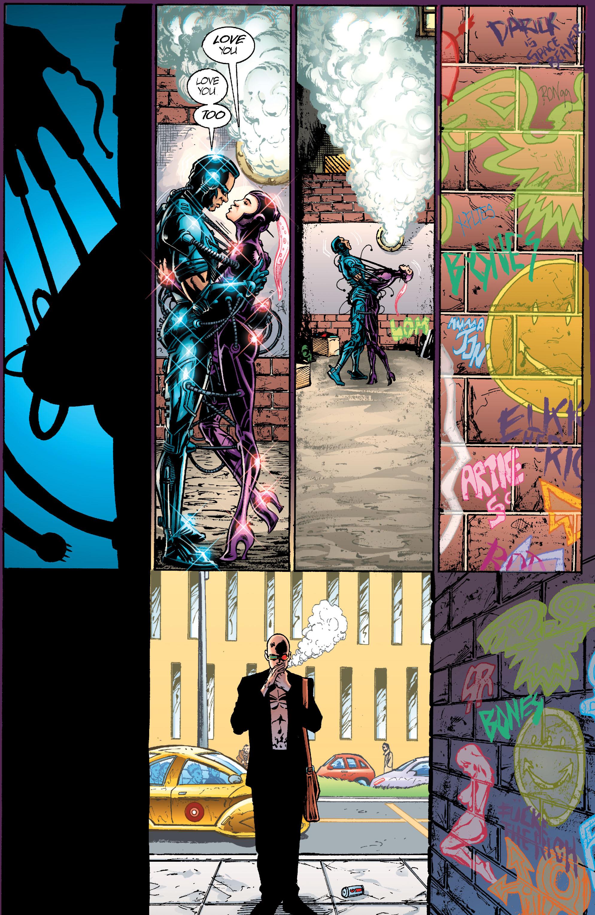 Read online Transmetropolitan comic -  Issue #22 - 11