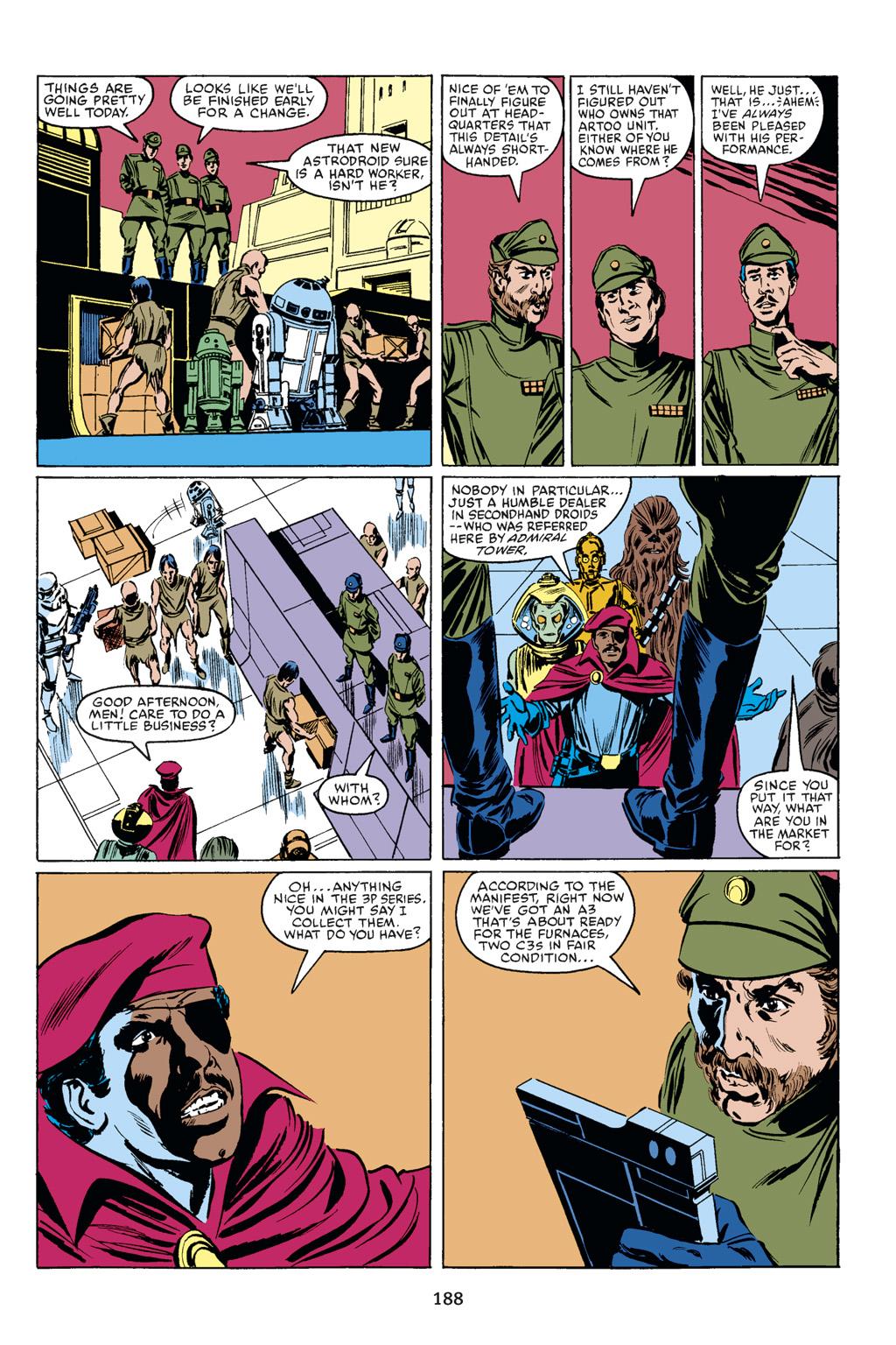 Read online Star Wars Omnibus comic -  Issue # Vol. 18 - 176