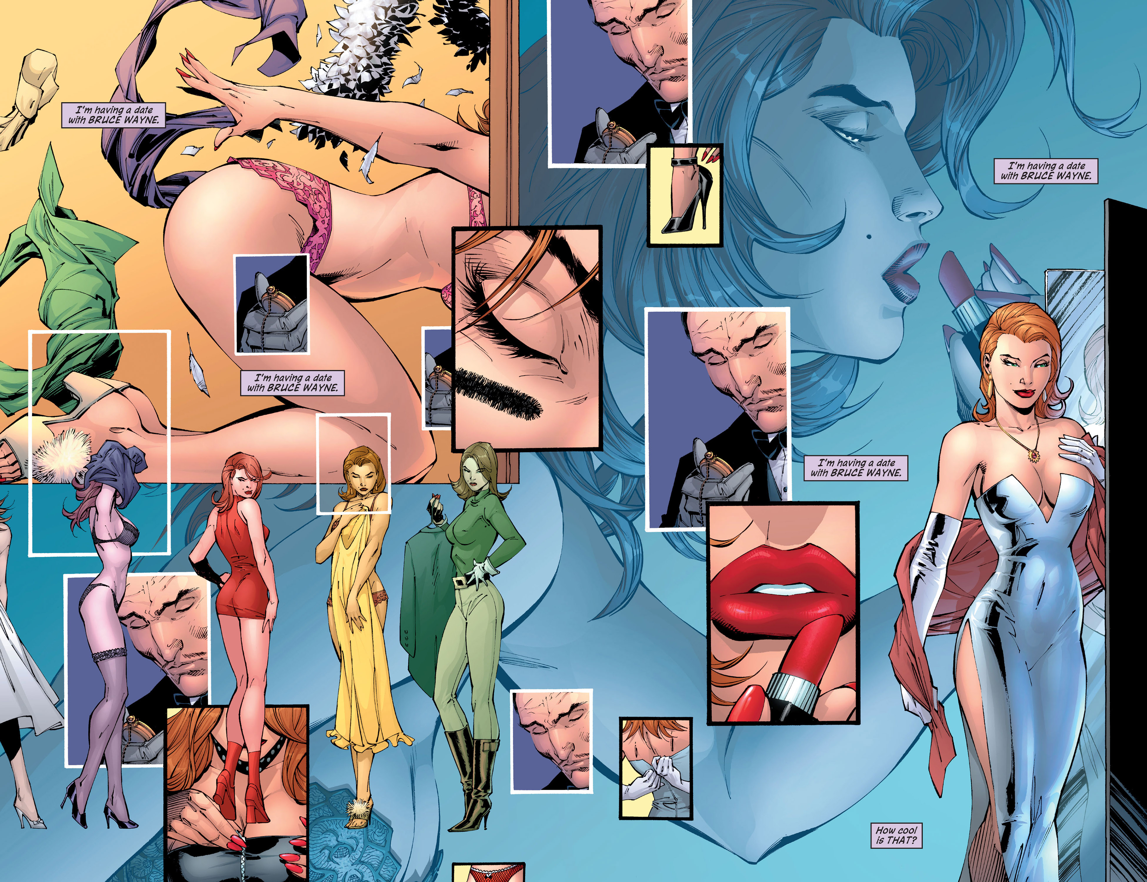 Read online All Star Batman & Robin, The Boy Wonder comic -  Issue #1 - 8