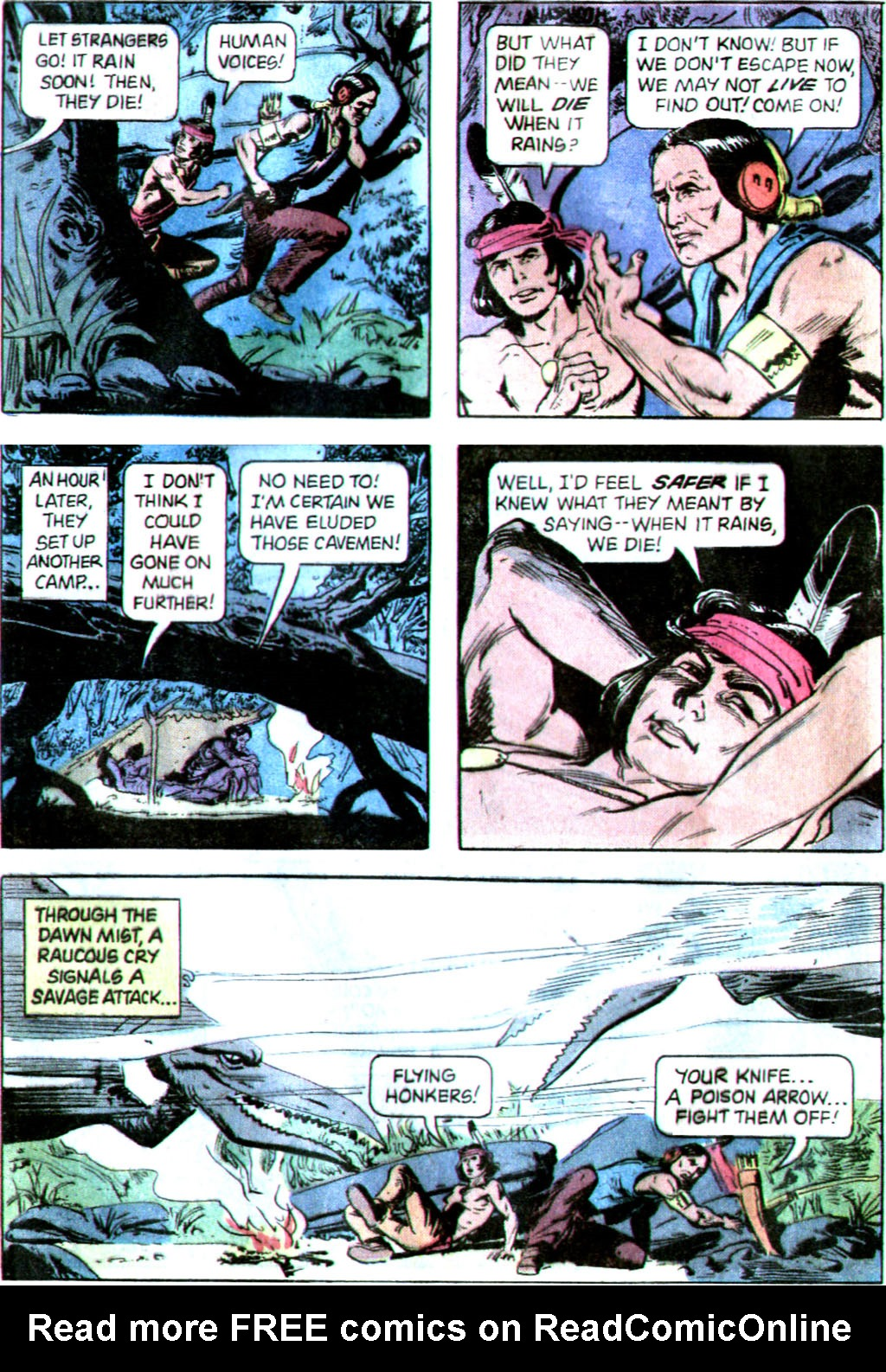 Read online Turok, Son of Stone comic -  Issue #122 - 5
