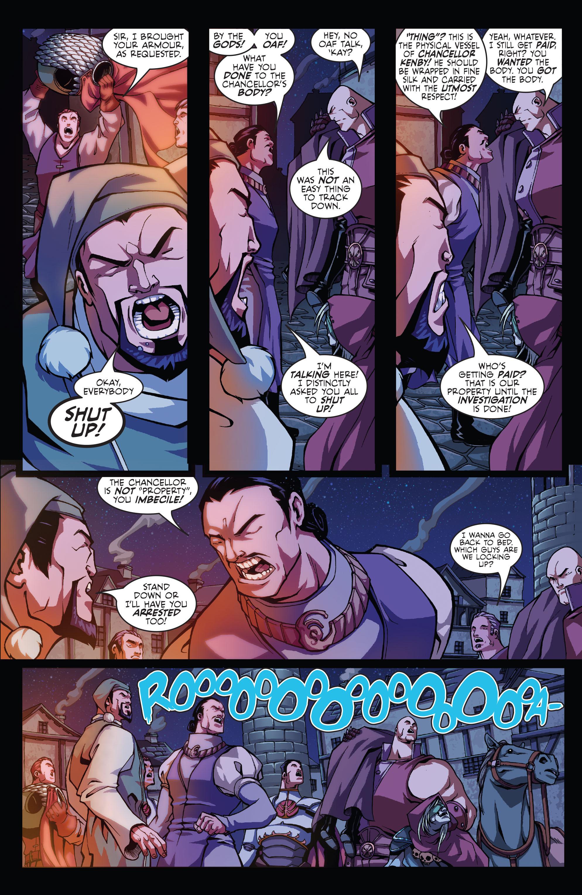 Read online Skullkickers comic -  Issue #5 - 8