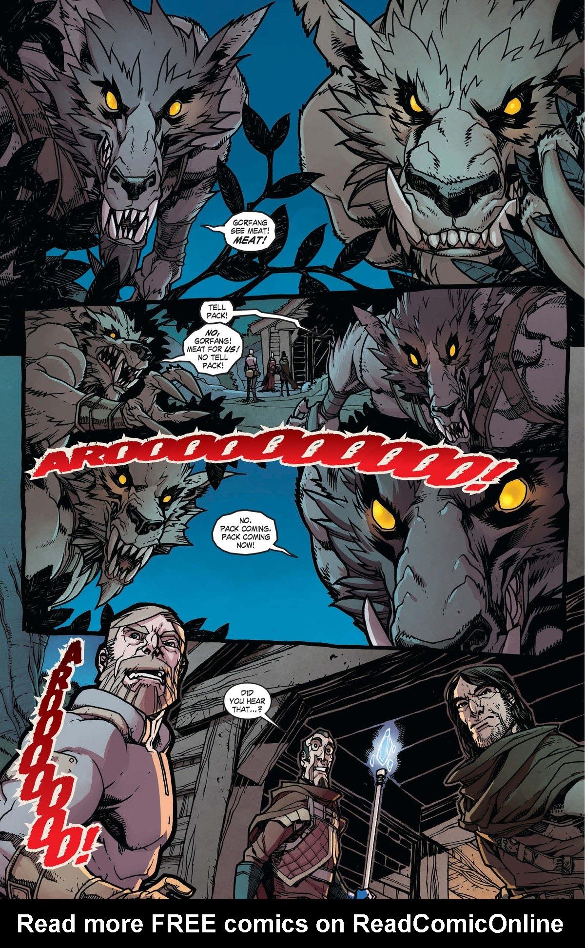 Read online World of Warcraft: Dark Riders comic -  Issue # Full - 61