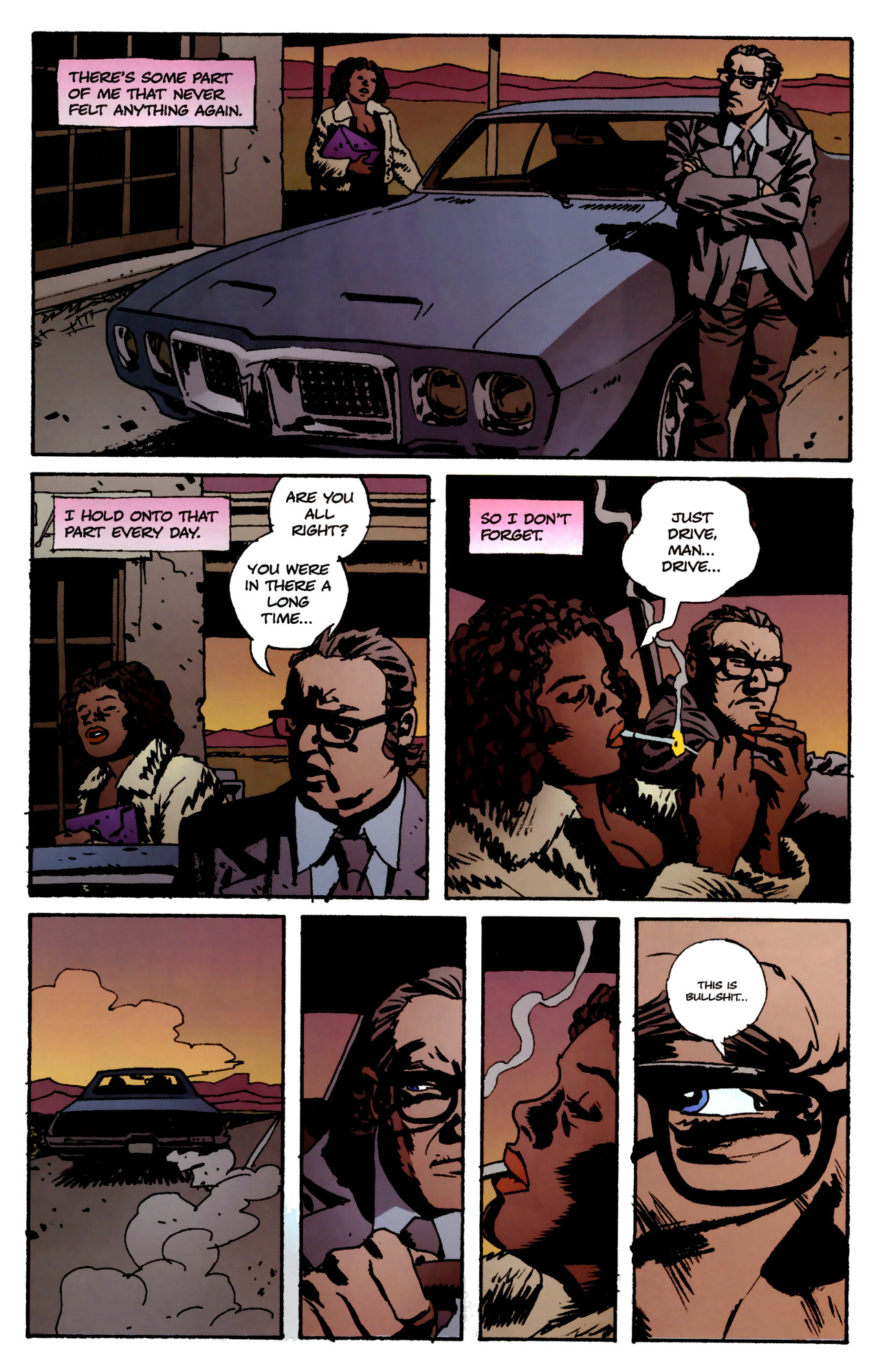 Read online Criminal (2008) comic -  Issue #3 - 8
