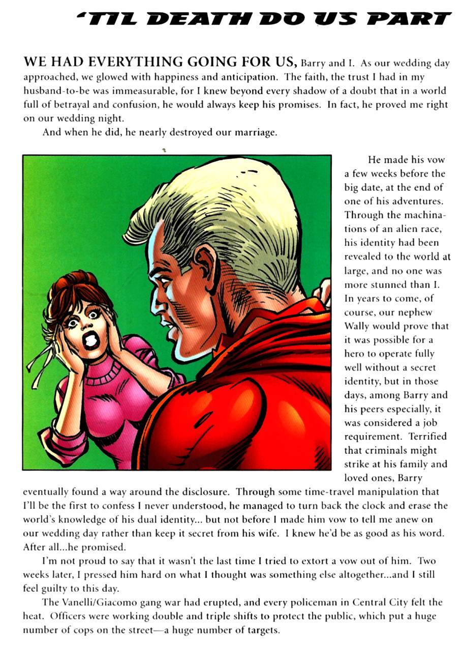 Read online The Life Story of the Flash comic -  Issue # Full - 50