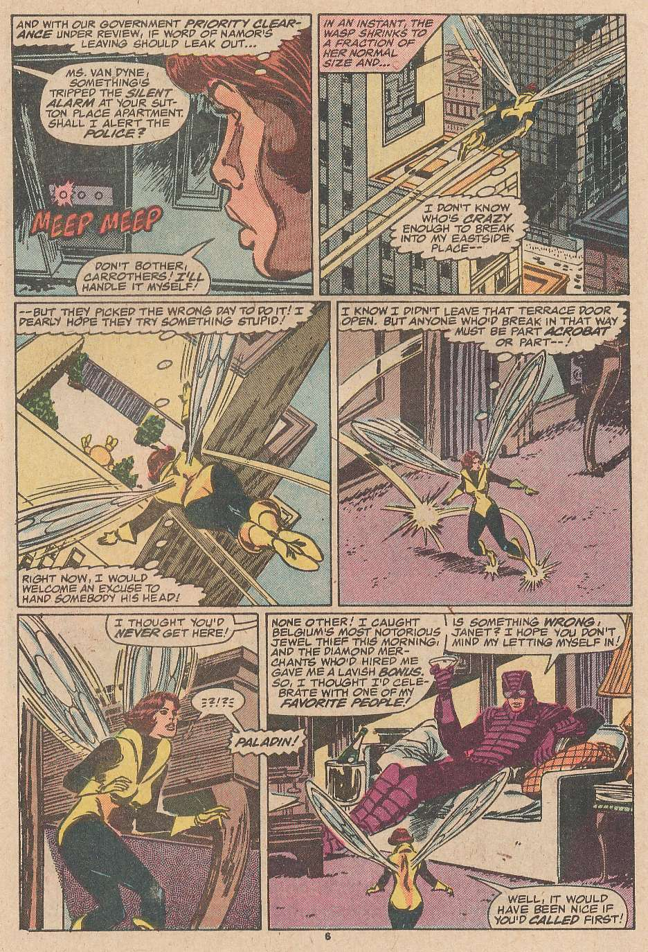 The Avengers (1963) 271 Page 6