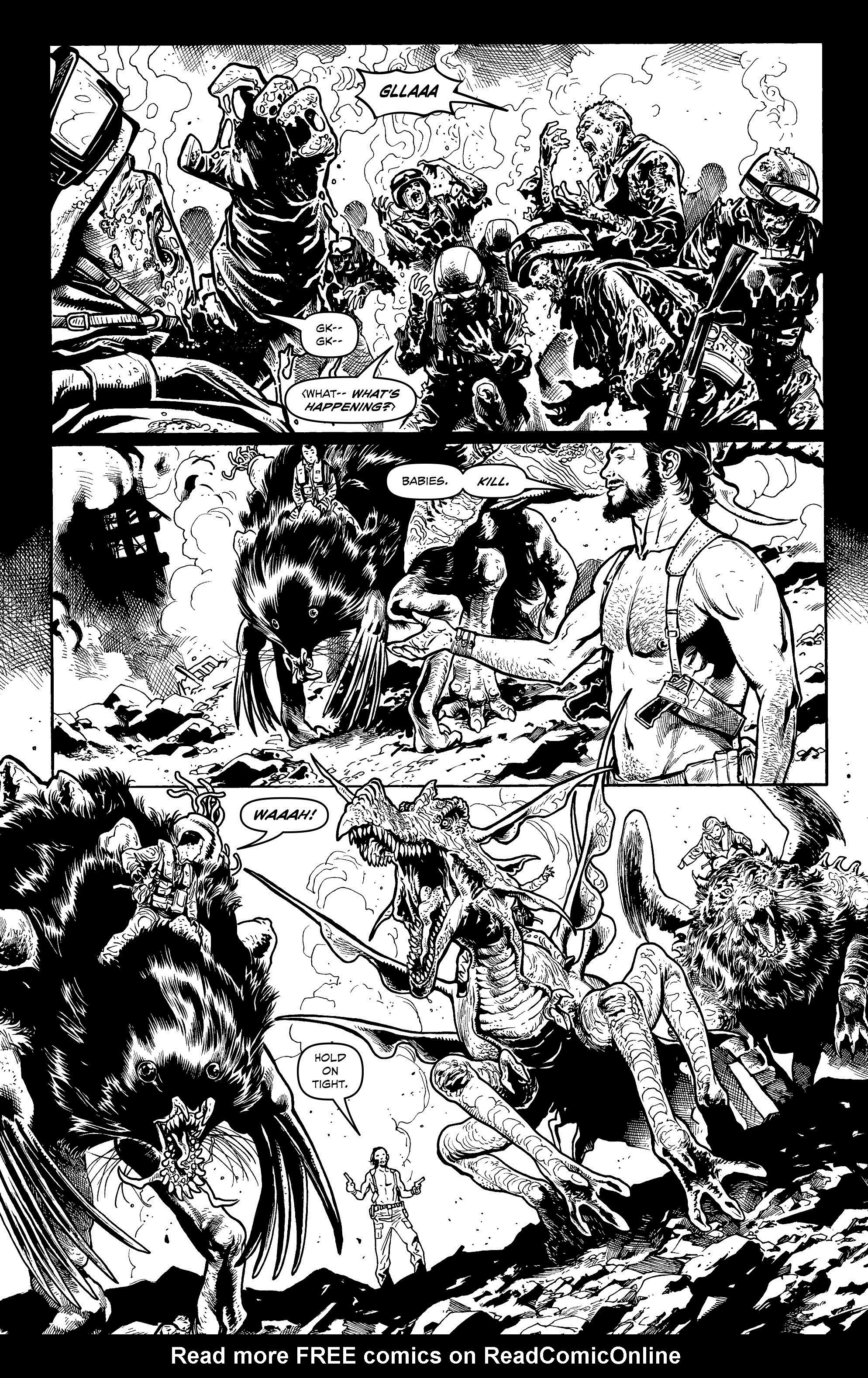 Read online Alan Moore's Cinema Purgatorio comic -  Issue #7 - 47