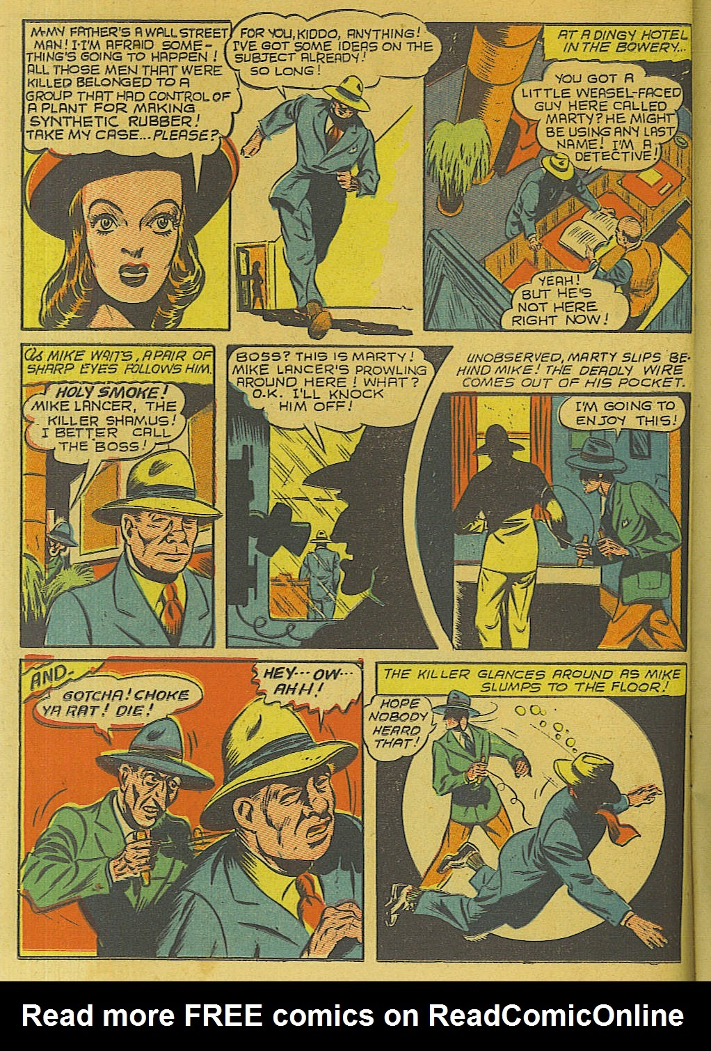 Green Hornet Comics issue 10 - Page 11