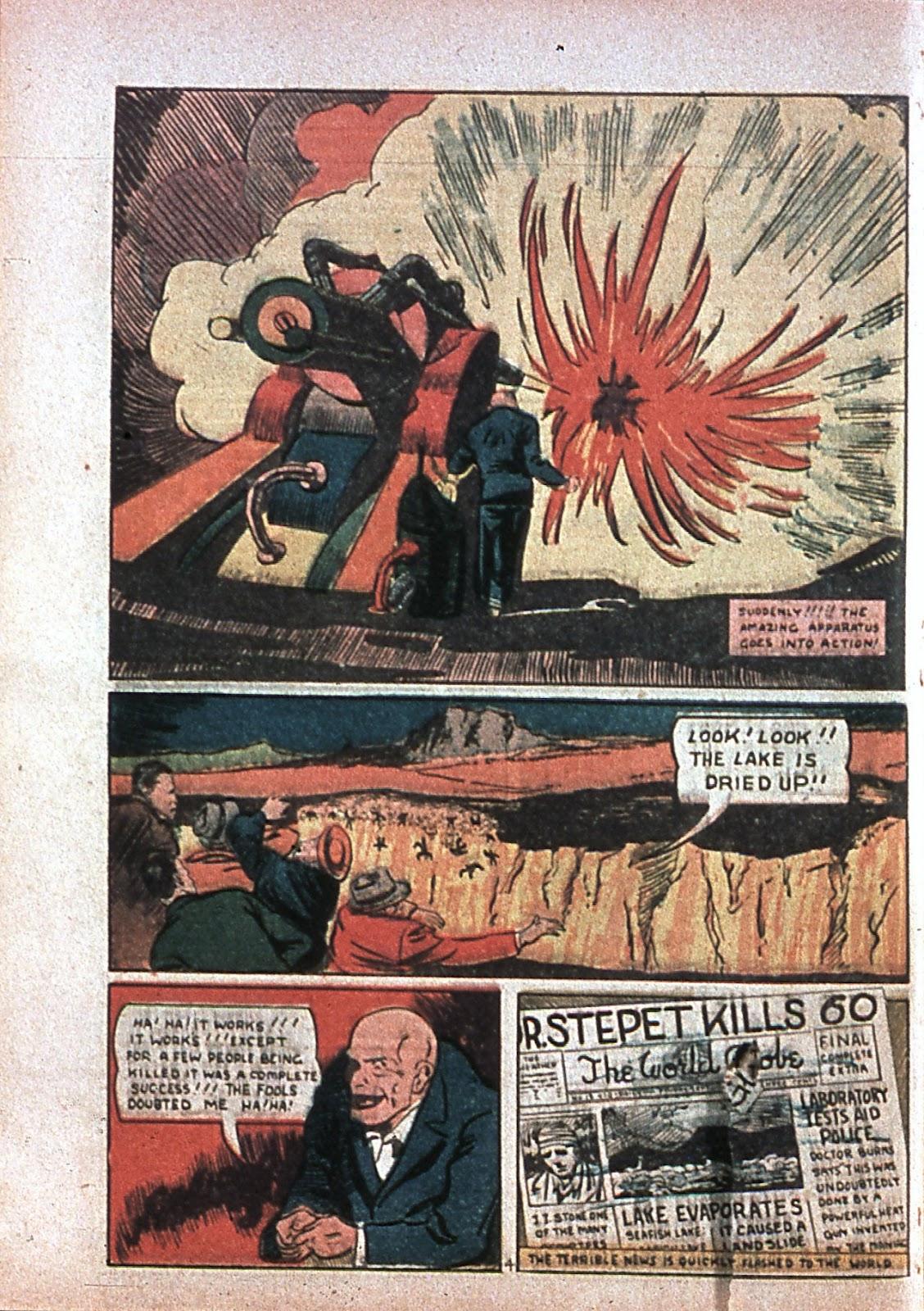 Amazing Man Comics issue 7 - Page 63