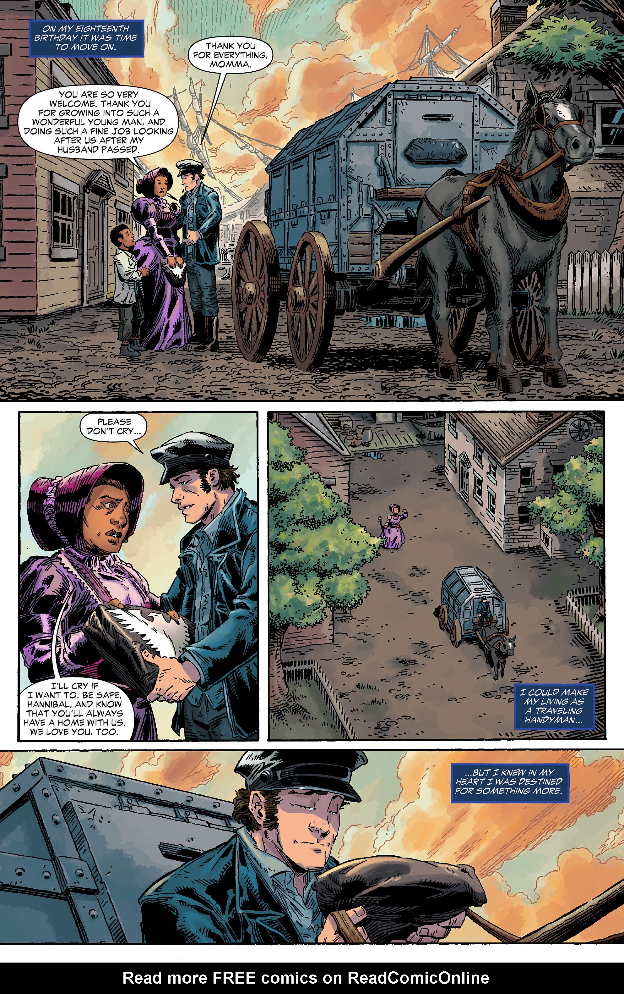 Read online All-Star Western (2011) comic -  Issue #7 - 27