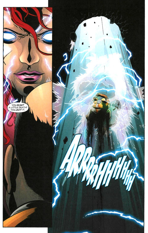 Read online Fallen Angel (2003) comic -  Issue #6 - 21