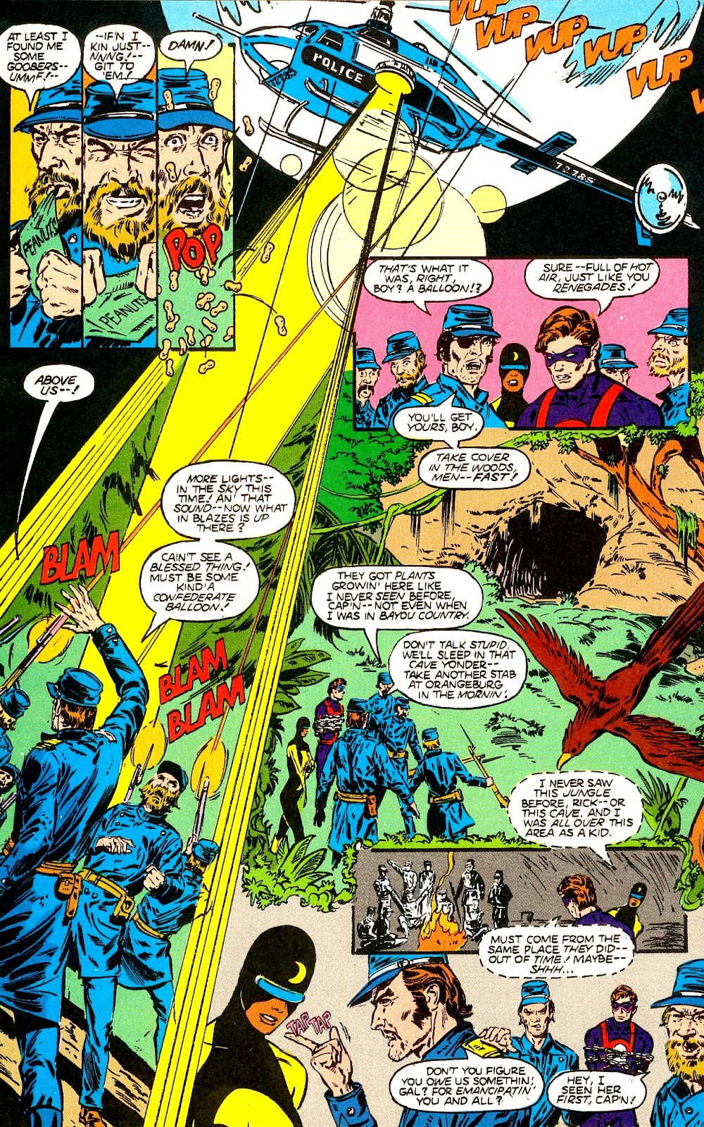 Infinity Inc. (1984) issue 22 - Page 24