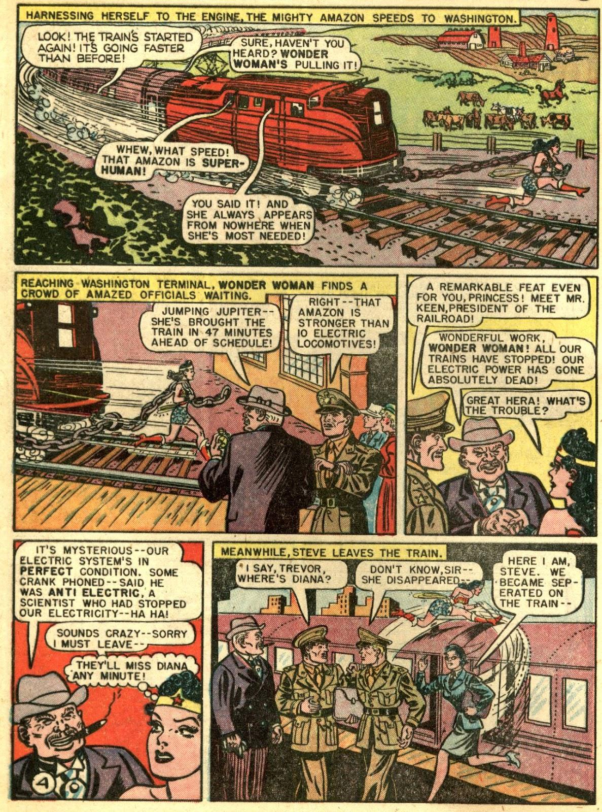 Comic Cavalcade issue 27 - Page 6