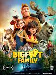 Gia Đình Chân To Phiêu Lưu Ký - Bigfoot Family