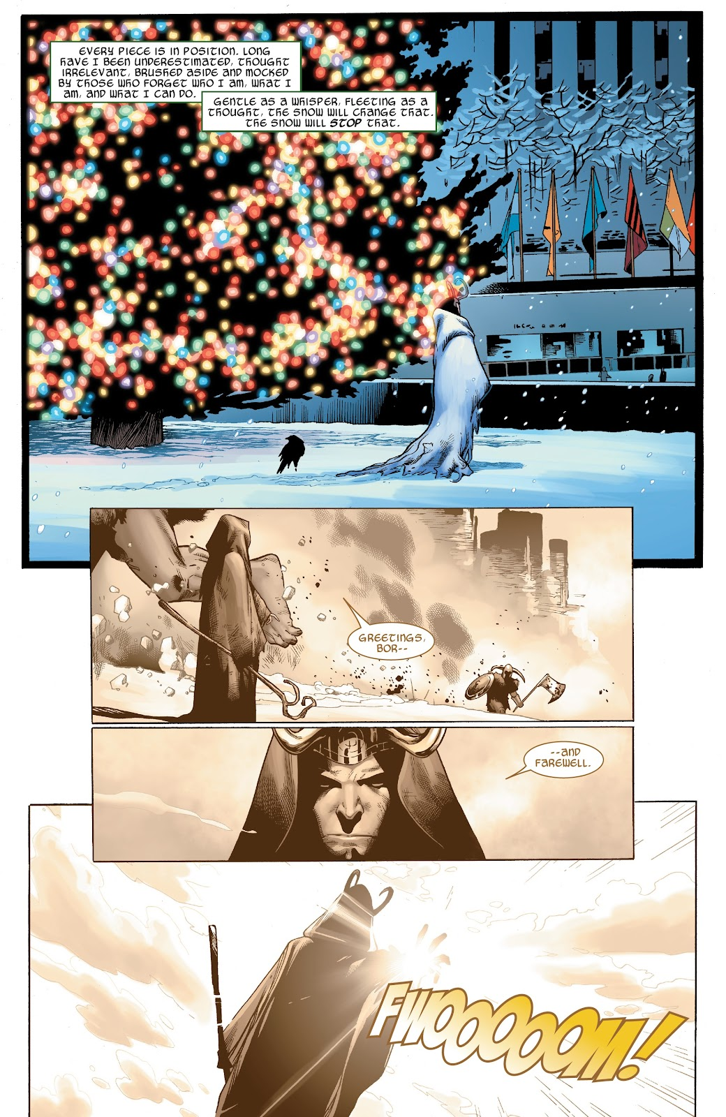 Read online Siege Prelude comic -  Issue # TPB (Part 1) - 34
