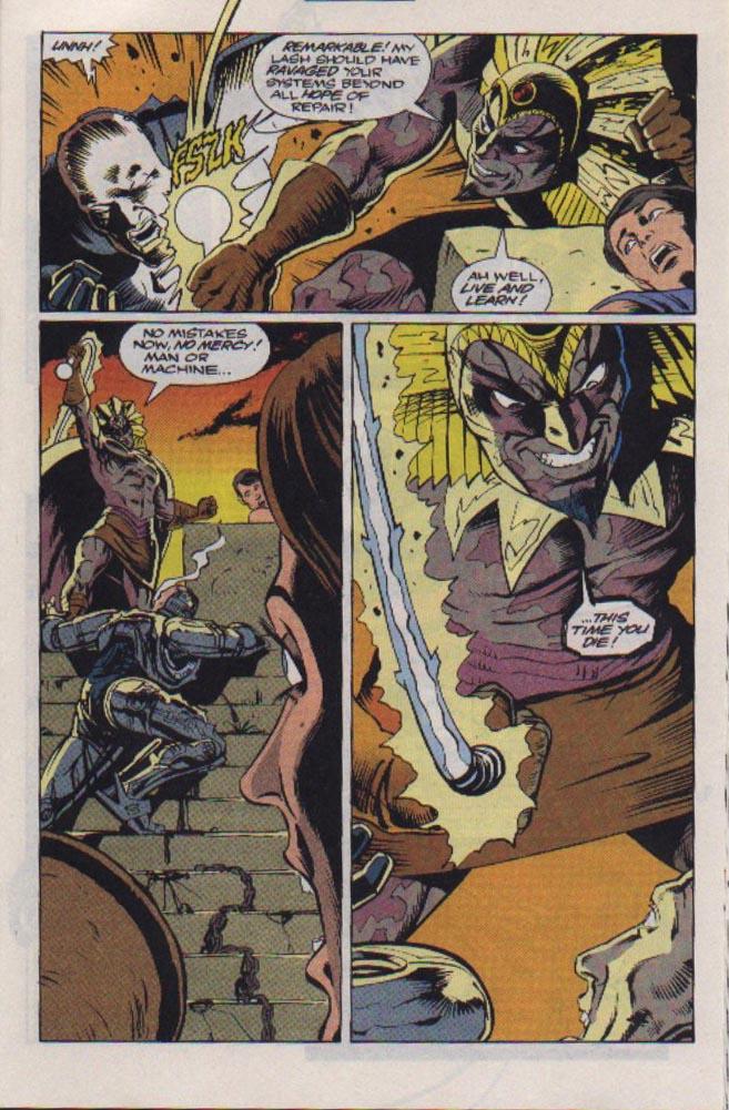 Read online Robocop (1990) comic -  Issue #23 - 10