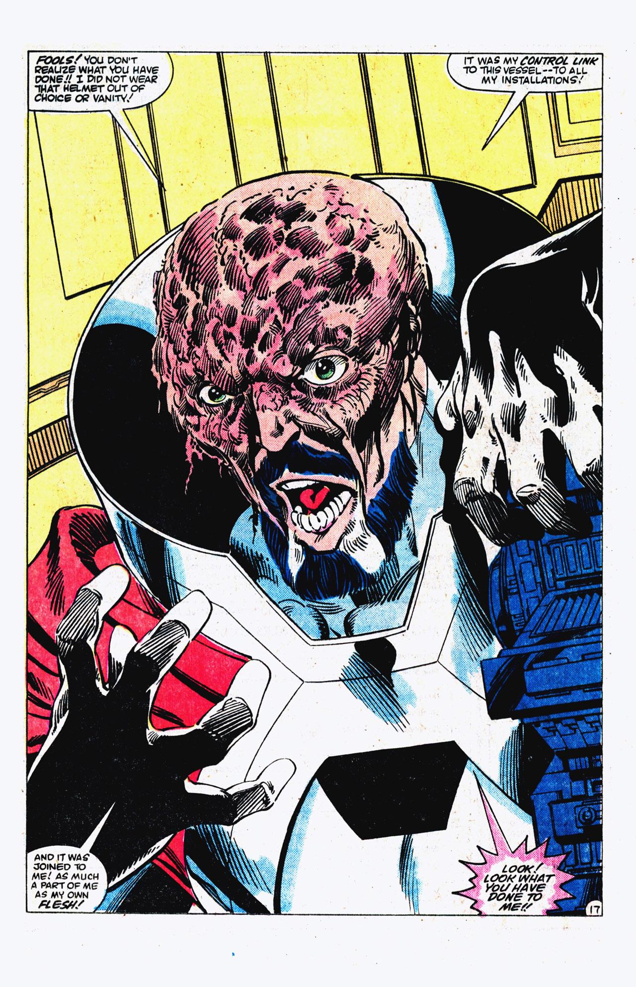 Read online Alpha Flight (1983) comic -  Issue #16 - 18