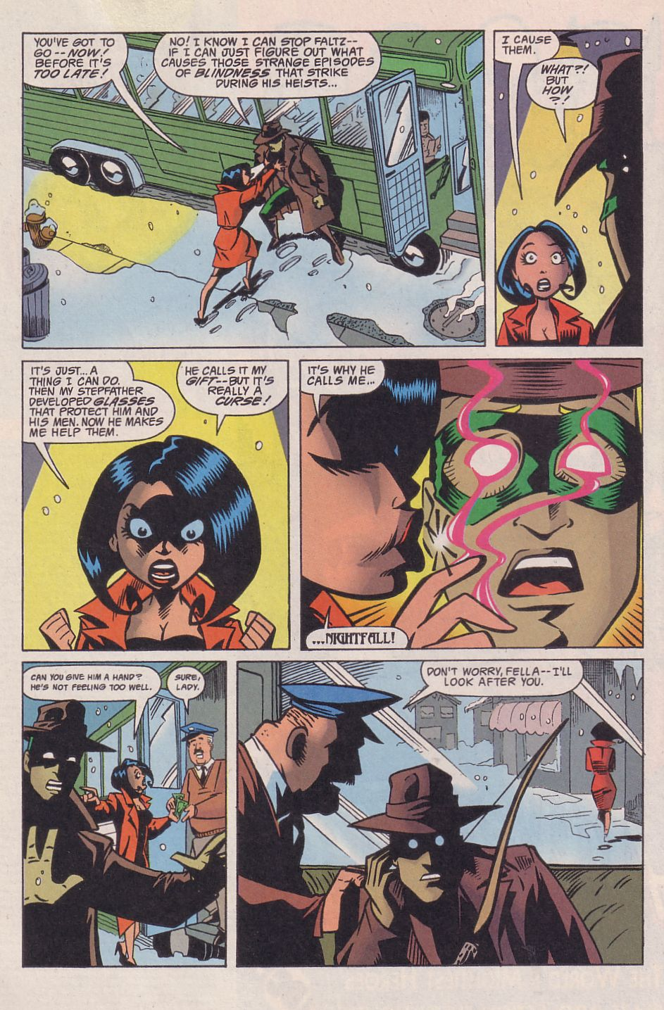 Read online Adventures in the DC Universe comic -  Issue #13 - 19