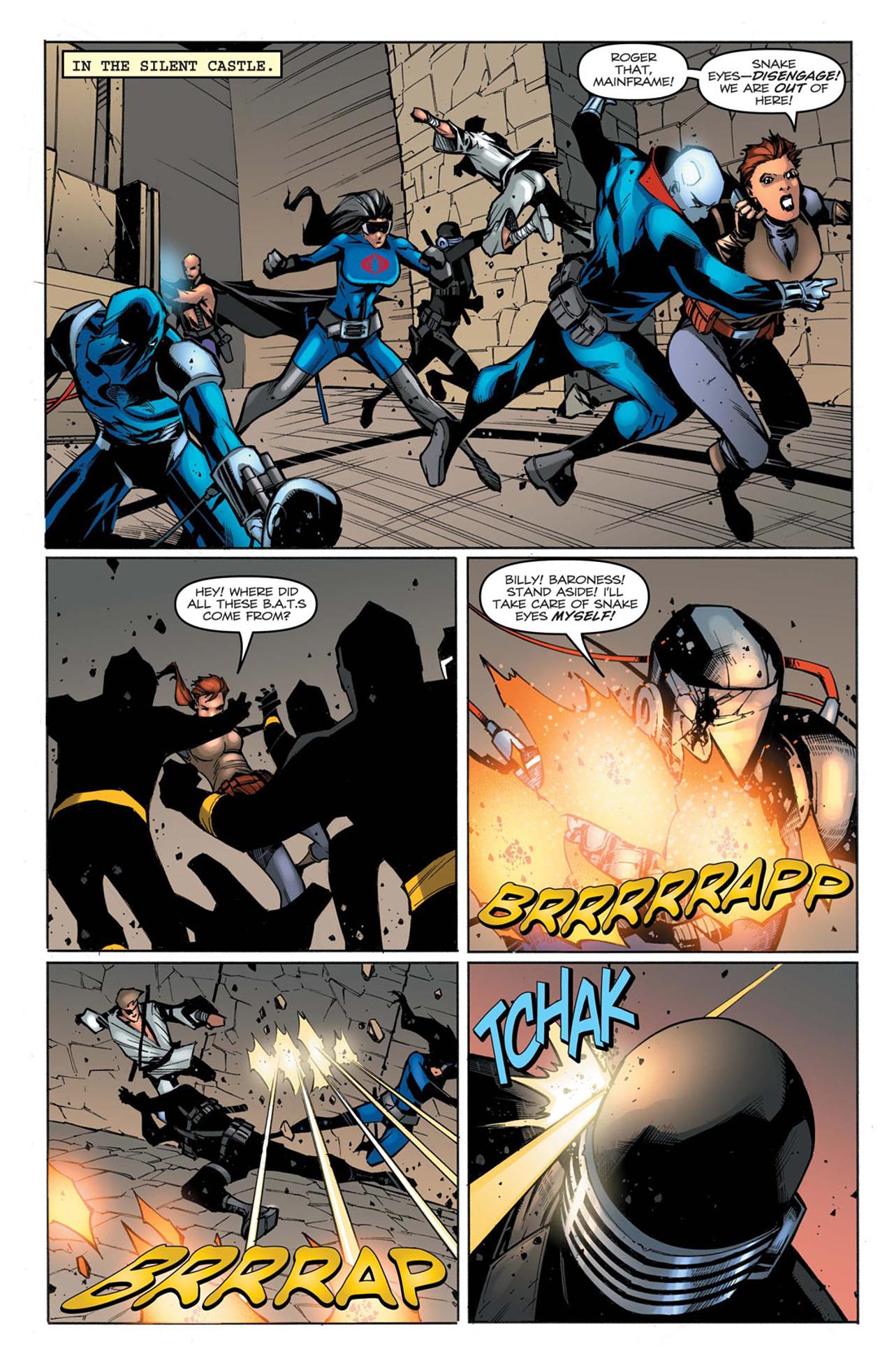 G.I. Joe: A Real American Hero 159 Page 23