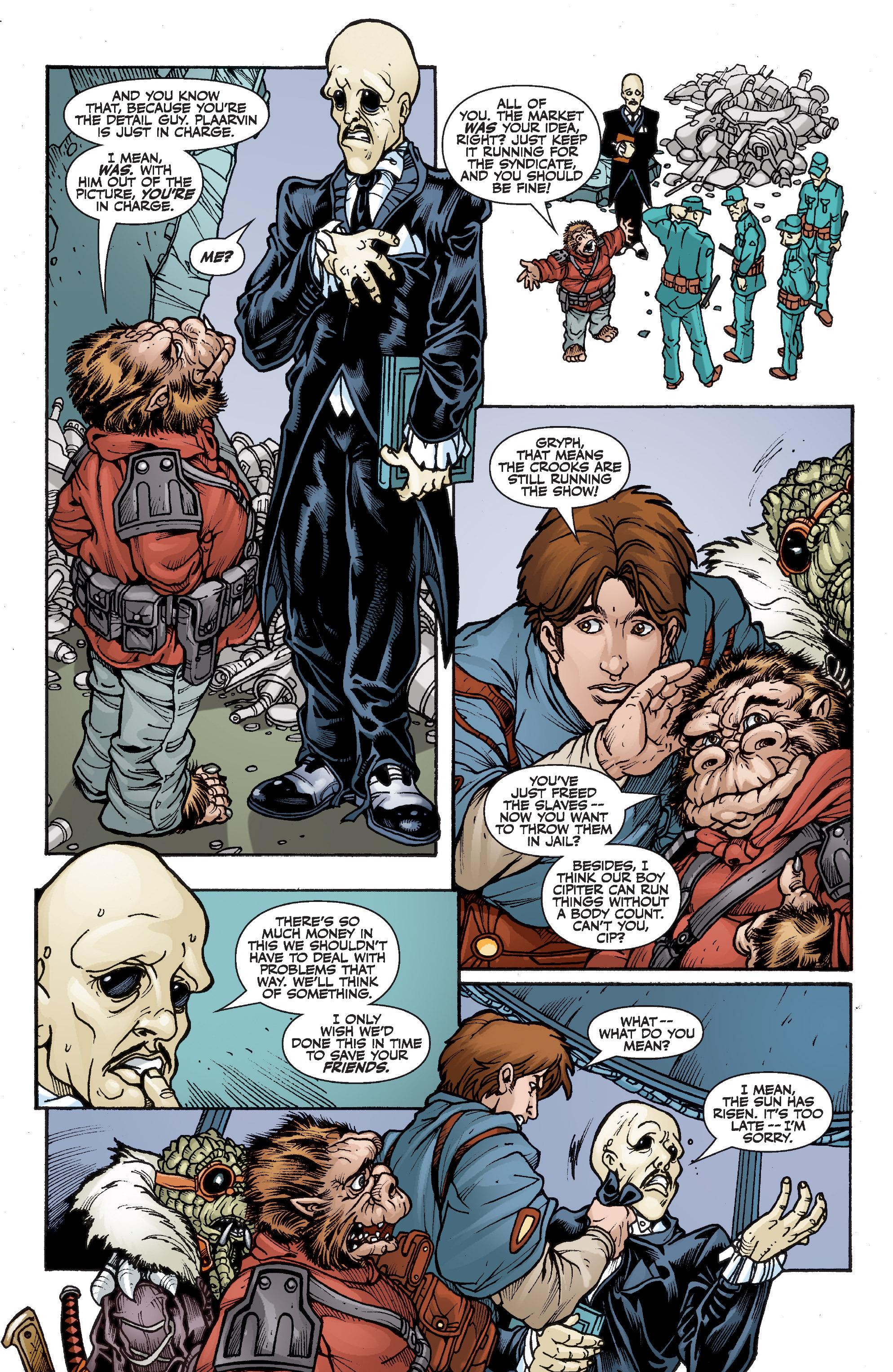 Read online Star Wars Omnibus comic -  Issue # Vol. 32 - 438