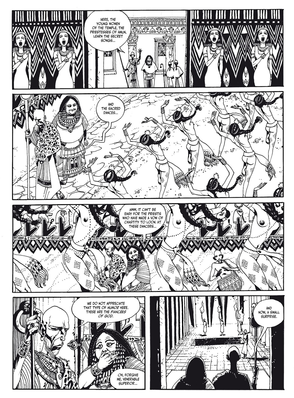 Read online The Egyptian Princesses comic -  Issue # TPB 1 (Part 1) - 79