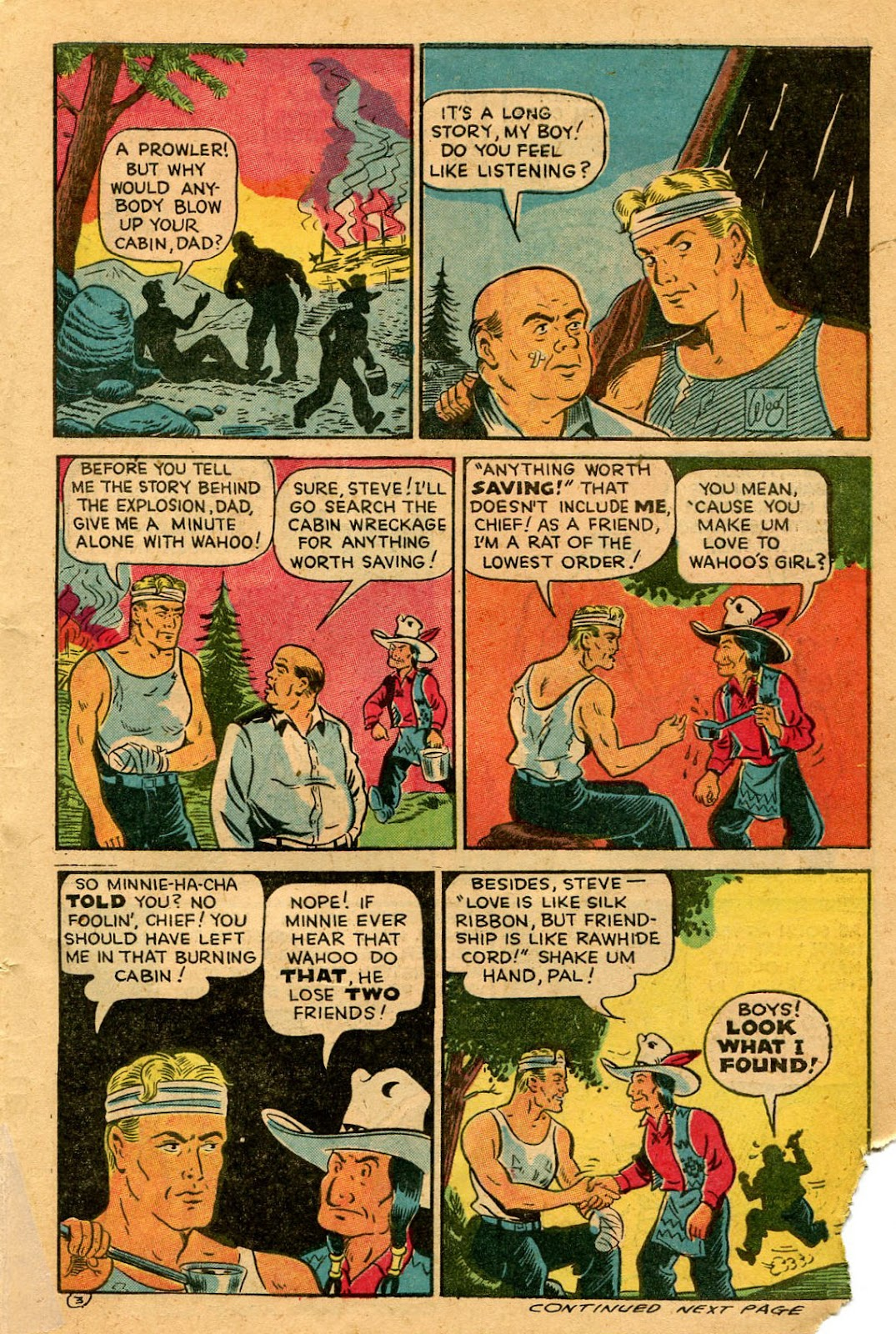 Read online Famous Funnies comic -  Issue #127 - 43