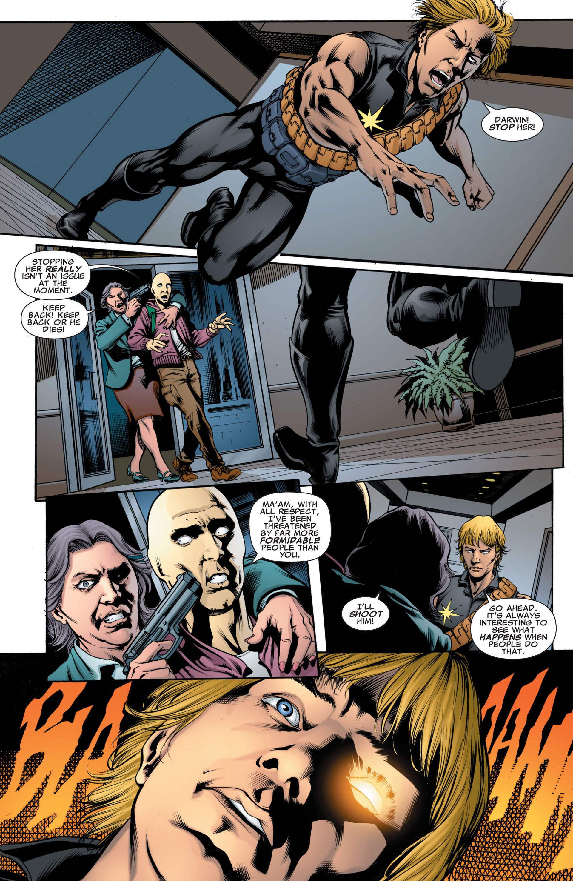 Read online X-Factor (2006) comic -  Issue #43 - 4