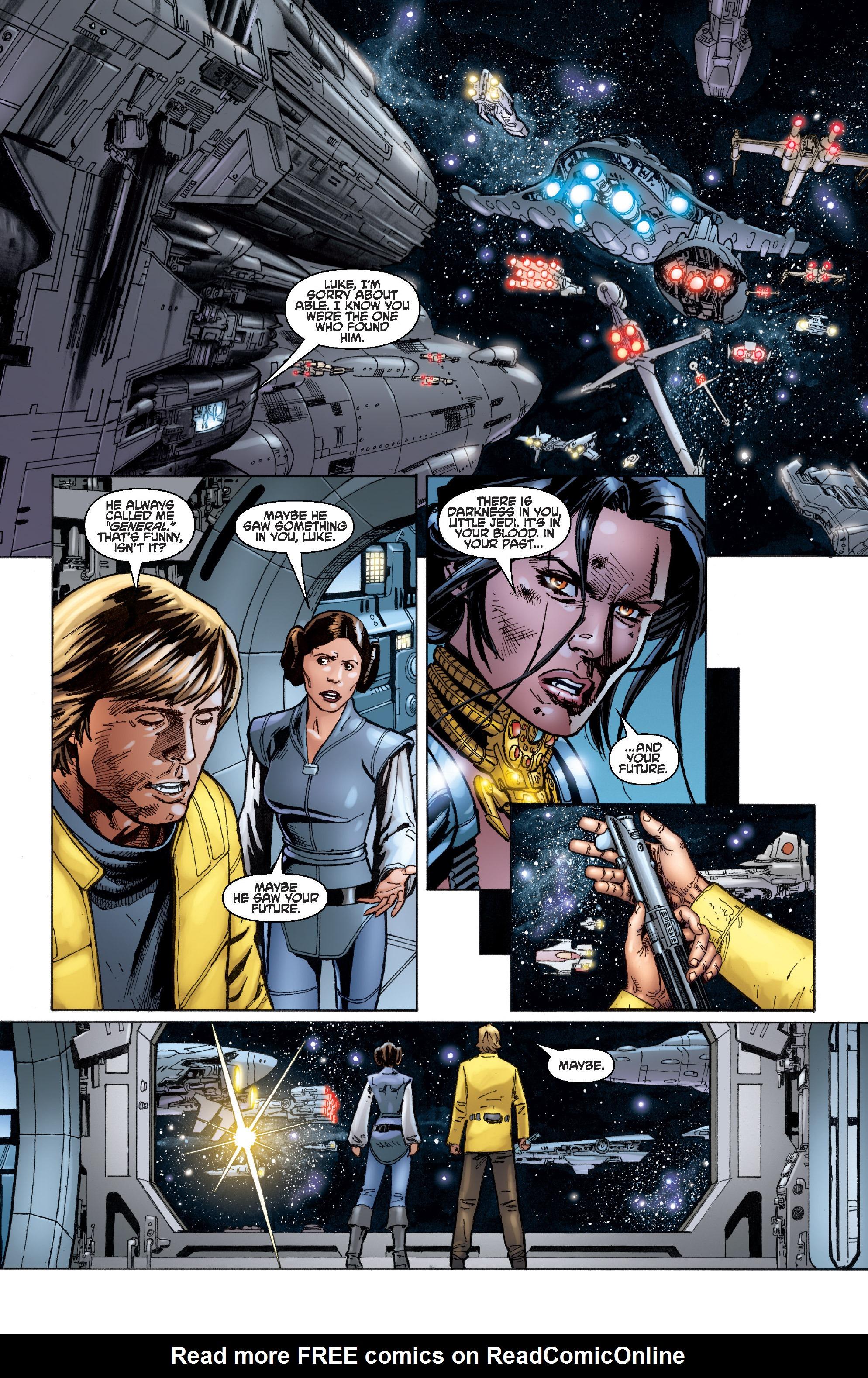 Read online Star Wars Omnibus comic -  Issue # Vol. 20 - 438