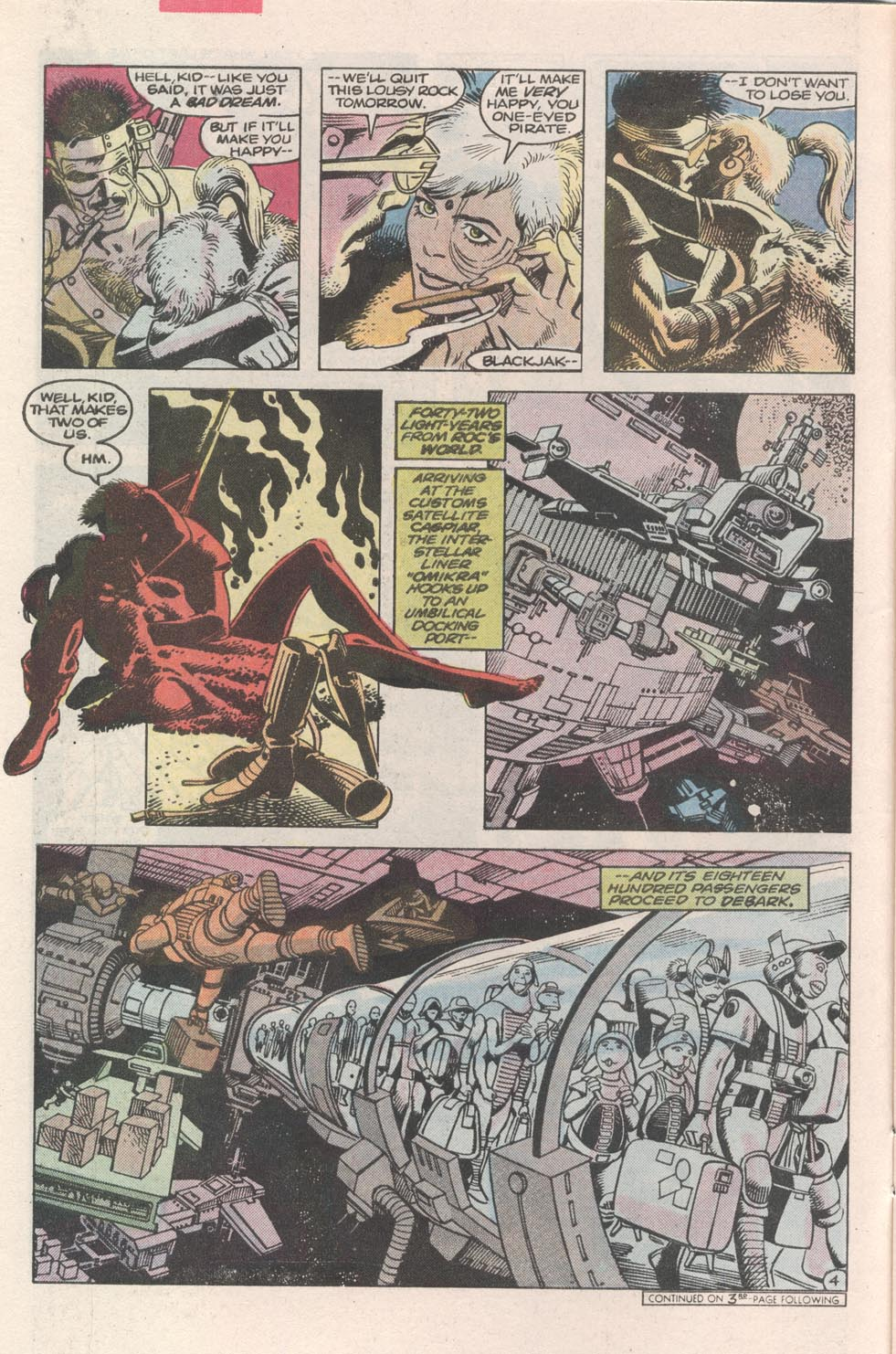 Read online Atari Force (1984) comic -  Issue #3 - 5