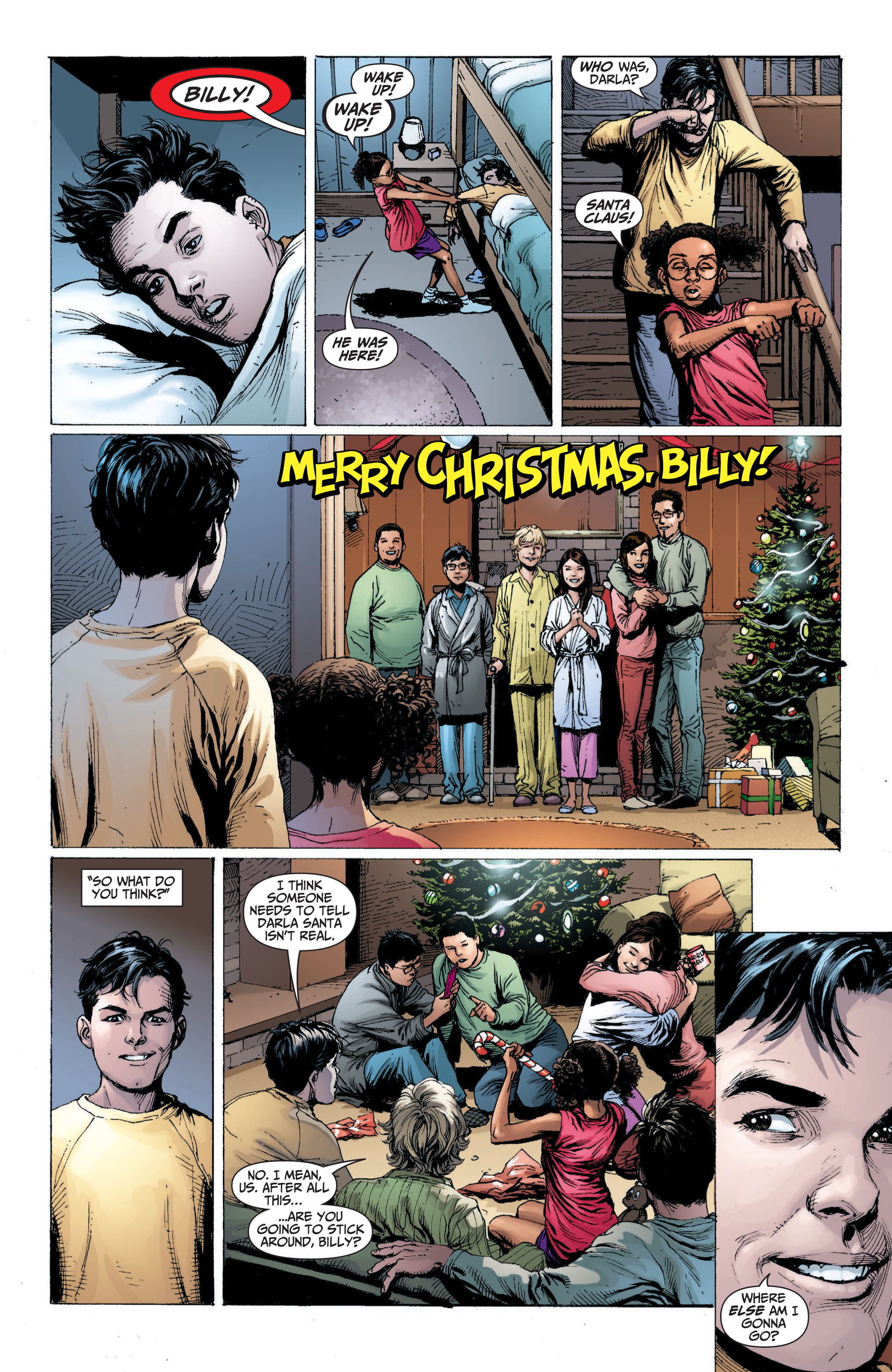 Read online Shazam! (2013) comic -  Issue #1 - 175