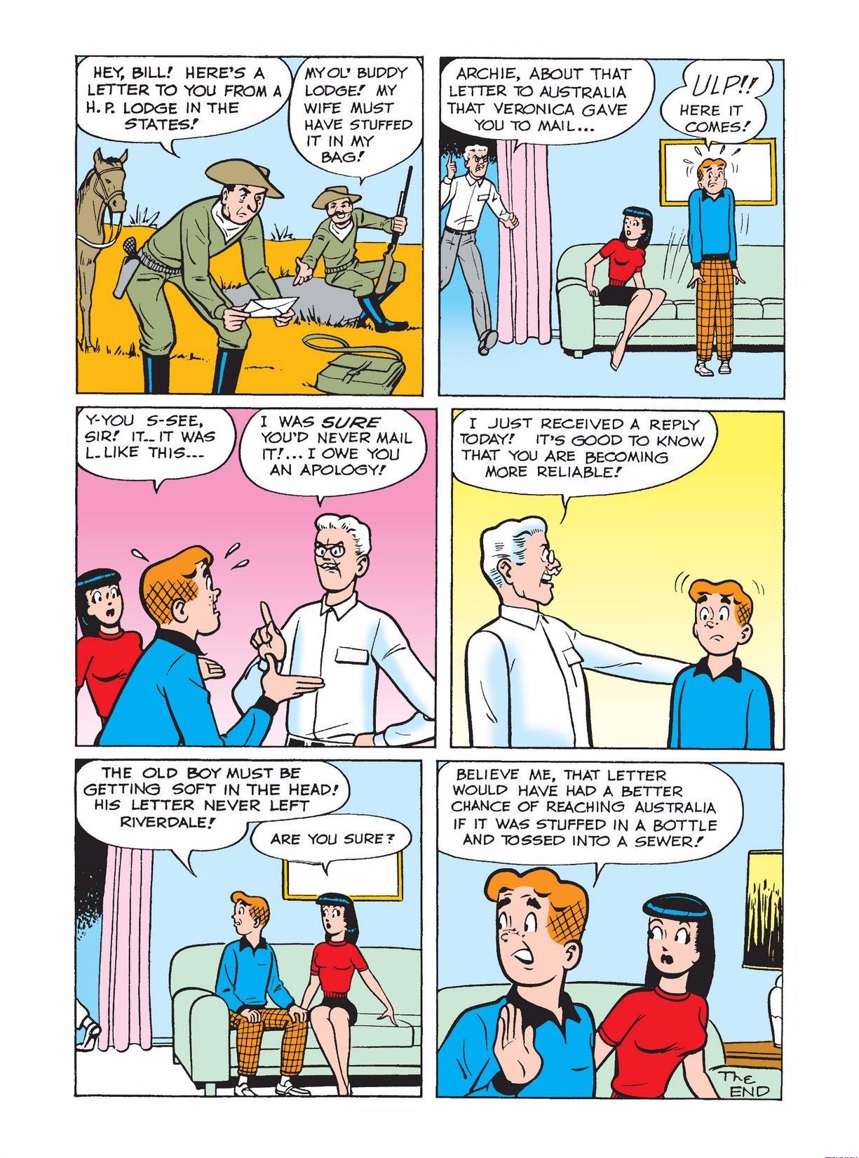 Read online Archie 1000 Page Comics Bonanza comic -  Issue #3 (Part 2) - 51