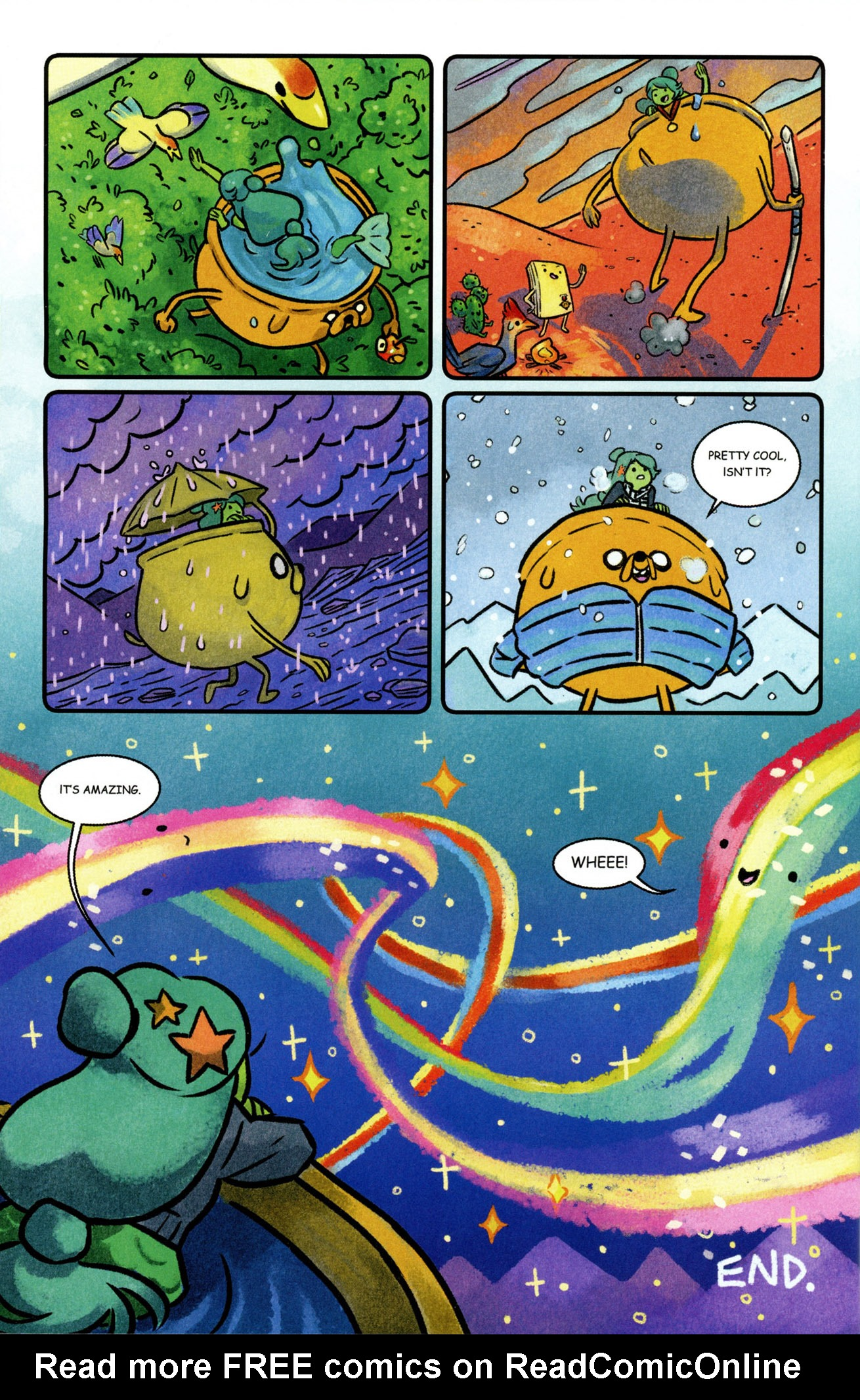 Read online Adventure Time Comics comic -  Issue #4 - 24