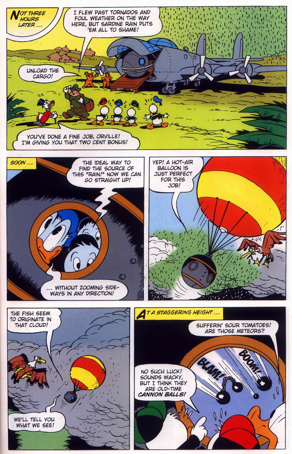 Read online Uncle Scrooge (1953) comic -  Issue #316 - 15