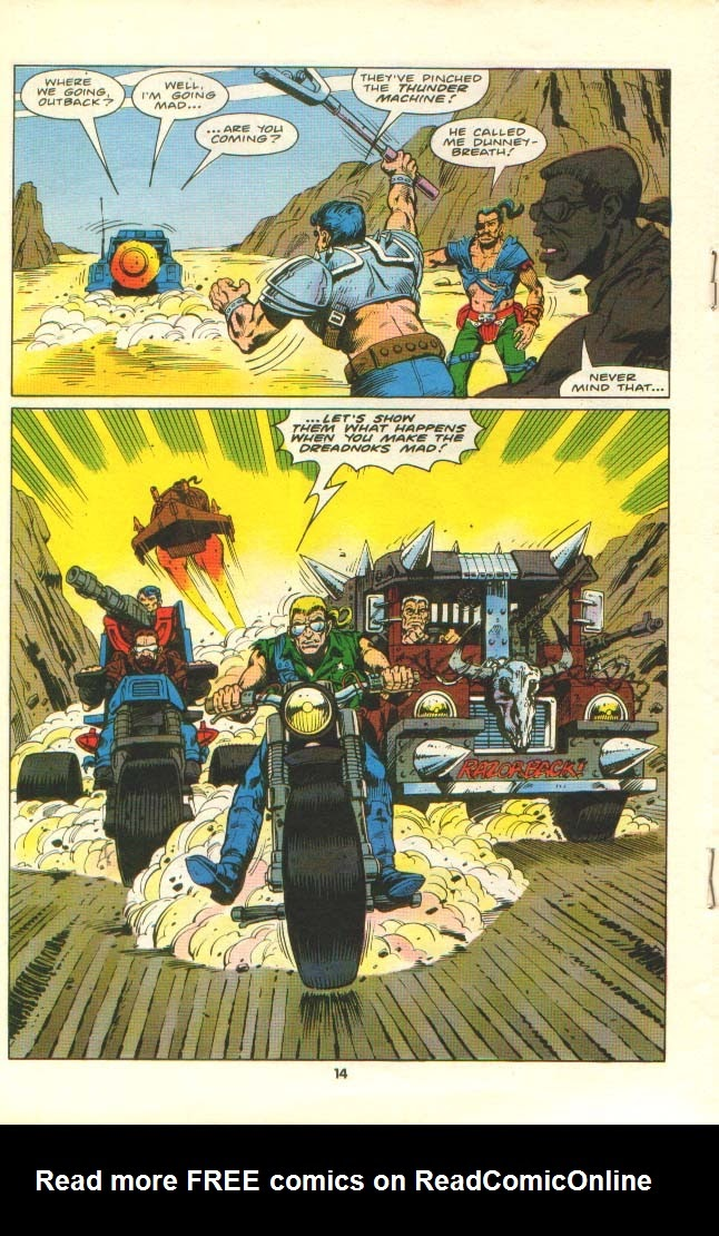 G.I. Joe European Missions issue 11 - Page 13