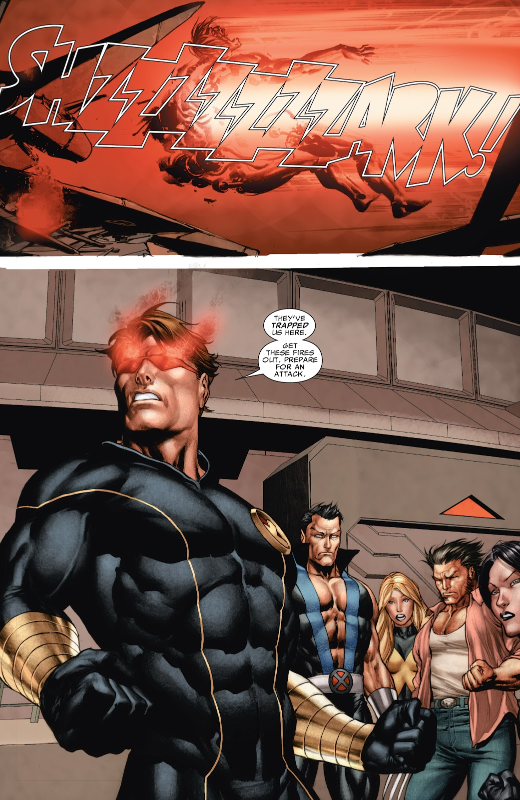Read online X-Men: Second Coming comic -  Issue # _TPB (Part 2) - 79