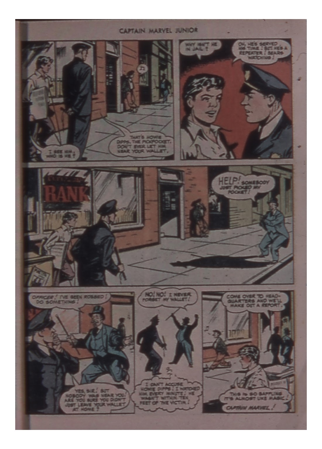 Captain Marvel, Jr. issue 81 - Page 41