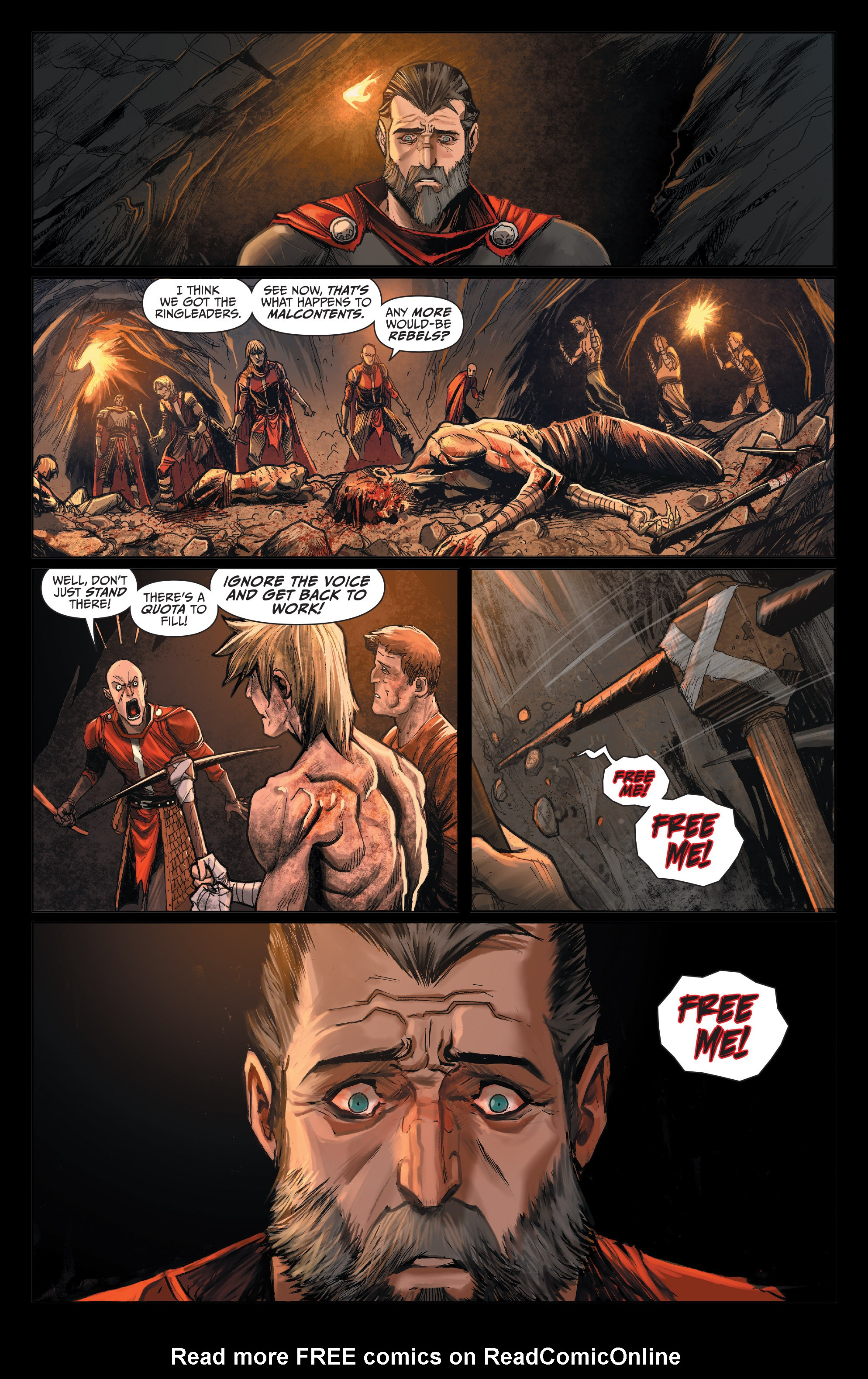 Read online Klaus comic -  Issue #4 - 23
