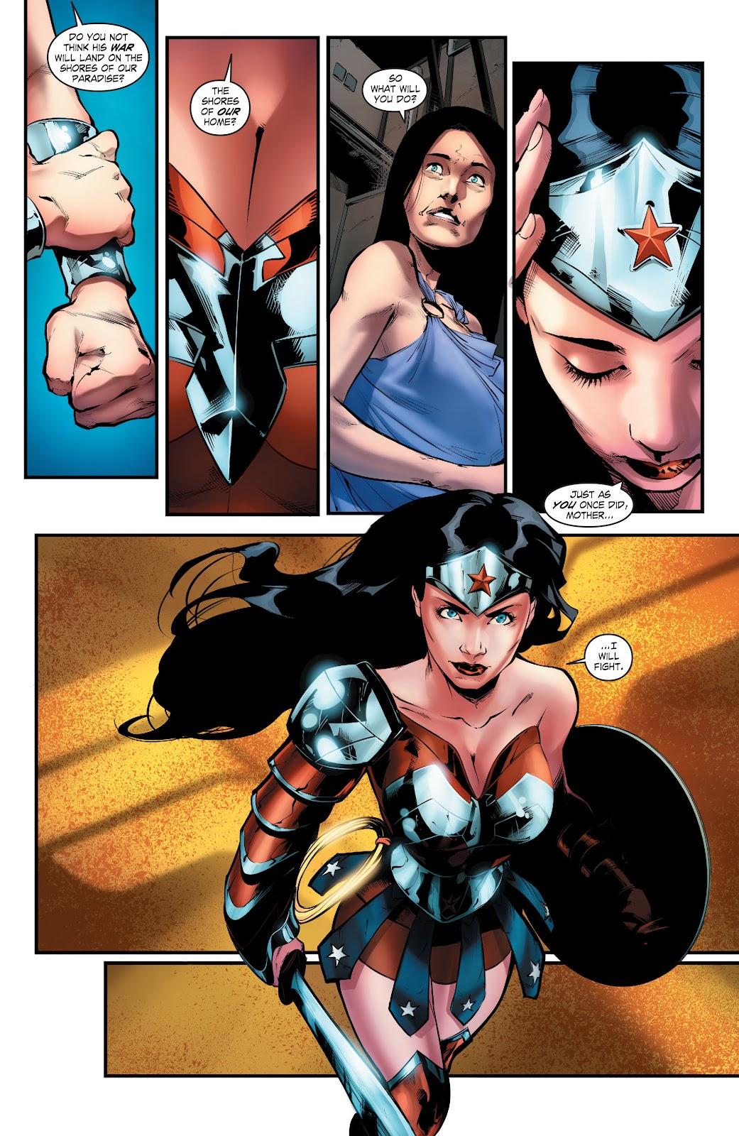 Read online Smallville Season 11 [II] comic -  Issue # TPB 5 - 100